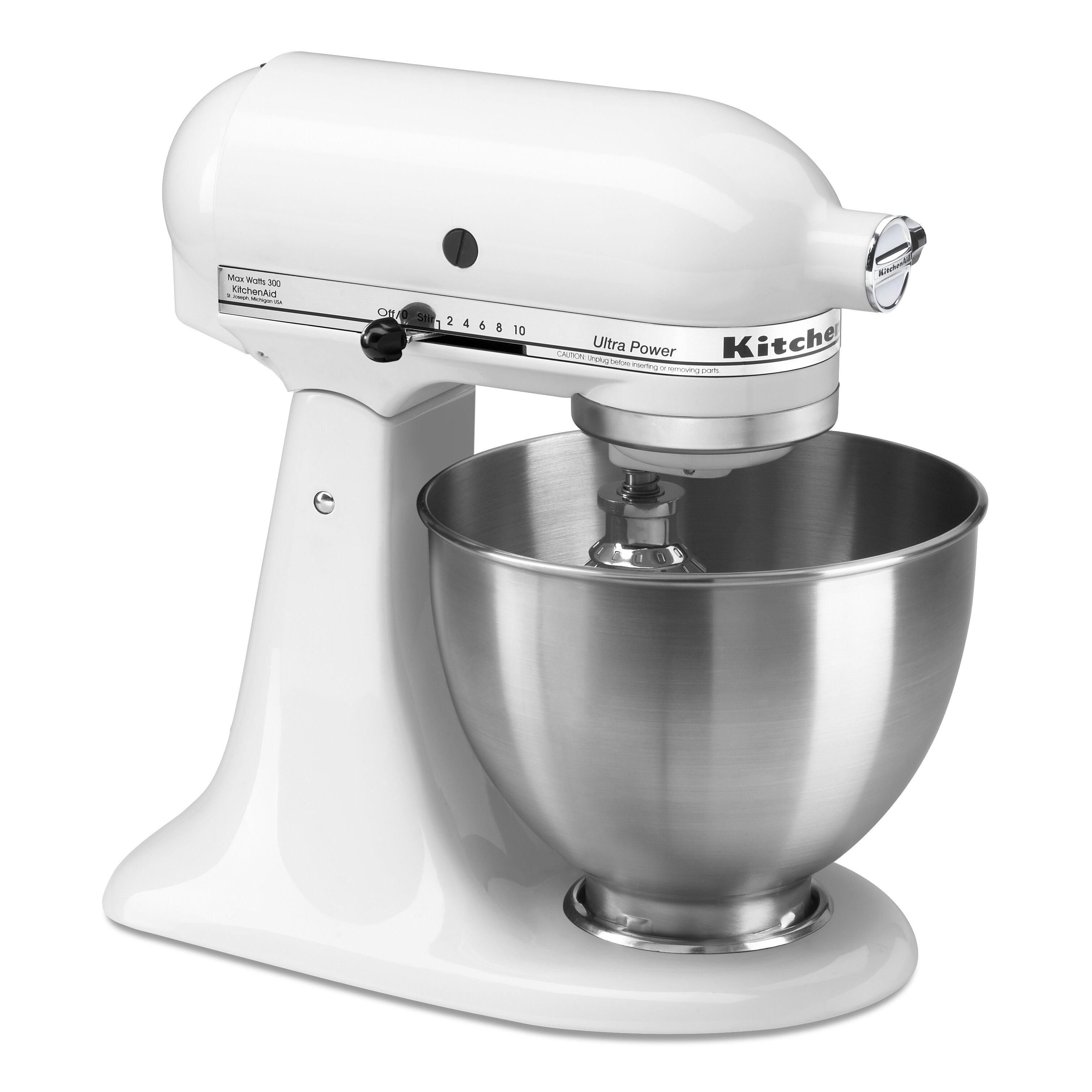 Kitchen Mixer Reviews: KitchenAid Ultra Power Series 4.5 Qt. Stand Mixer
