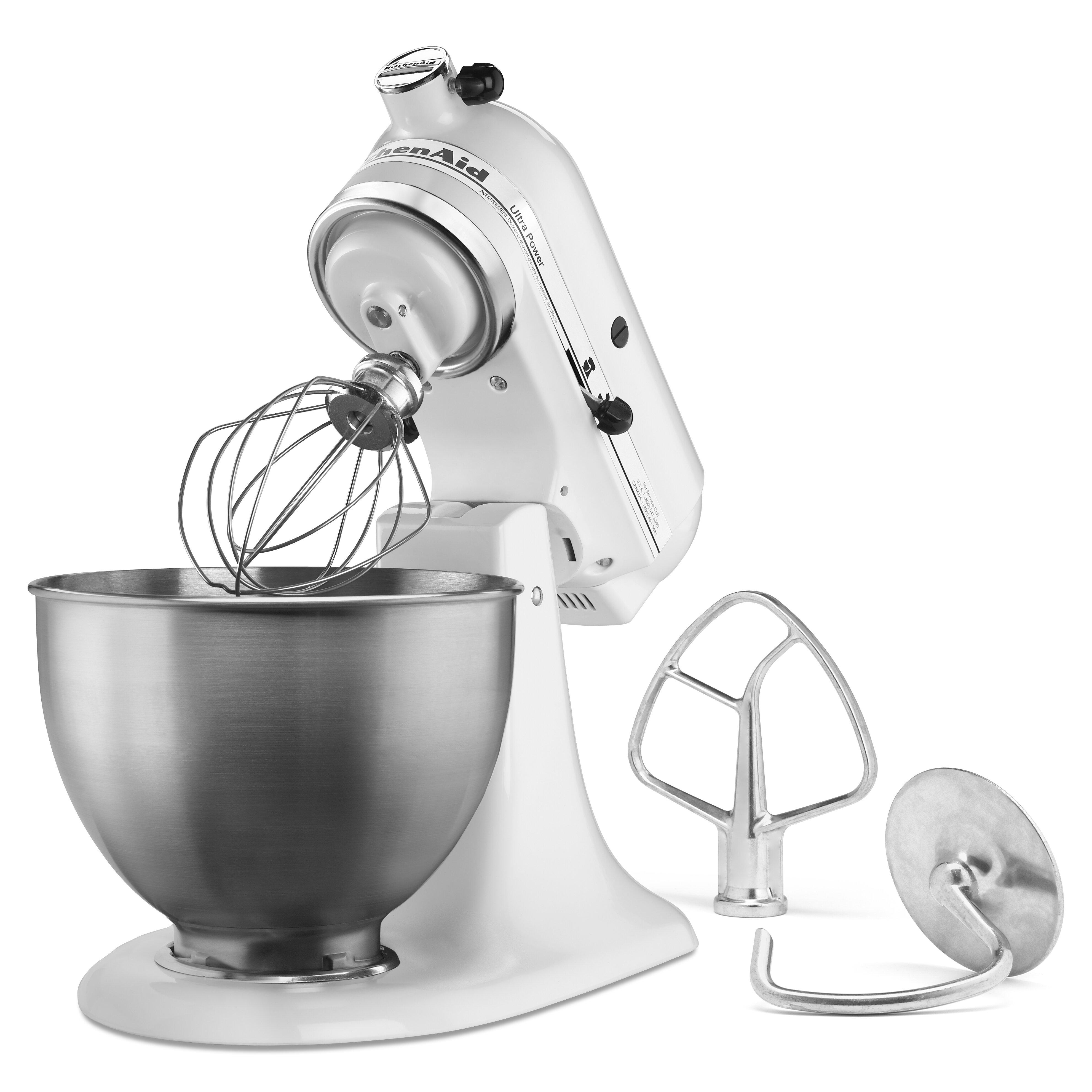Kitchenaid Ultra Power Series 4 5 Qt Stand Mixer
