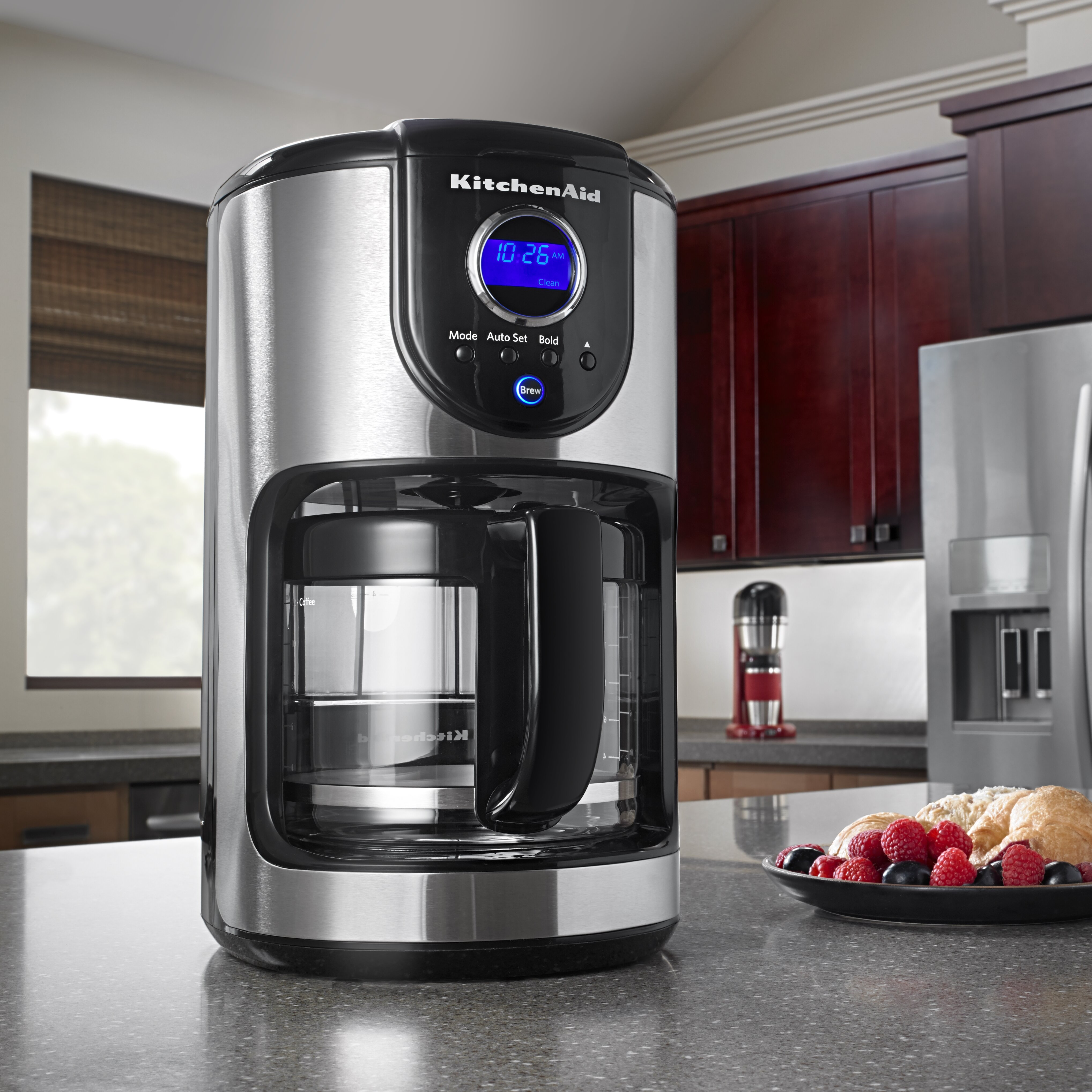 Kitchen Living Coffee Maker Reviews : KitchenAid Personal 4 Cup Coffee Maker & Reviews Wayfair