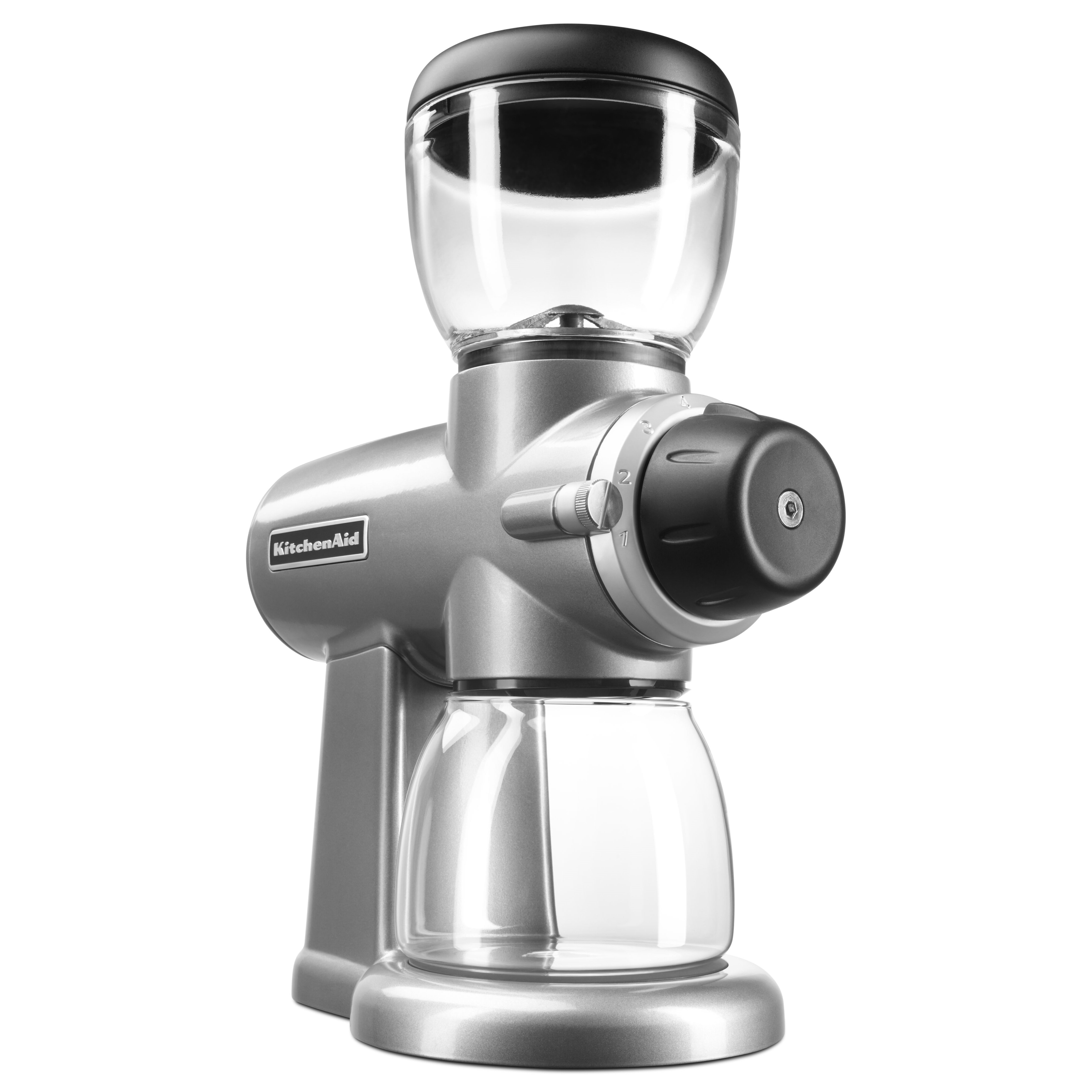 Electric Coffee Grinders ~ Kitchenaid electric burr coffee grinder wayfair