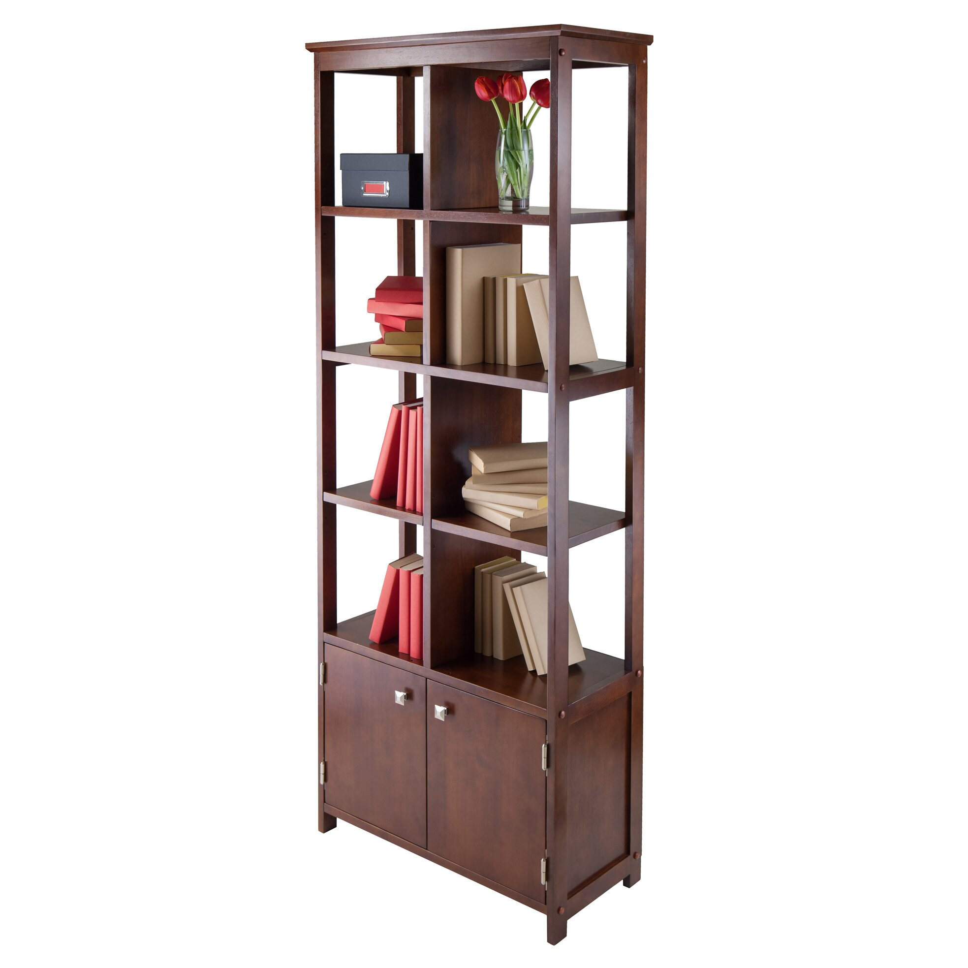 luxury home 68 etagere bookcase. Black Bedroom Furniture Sets. Home Design Ideas