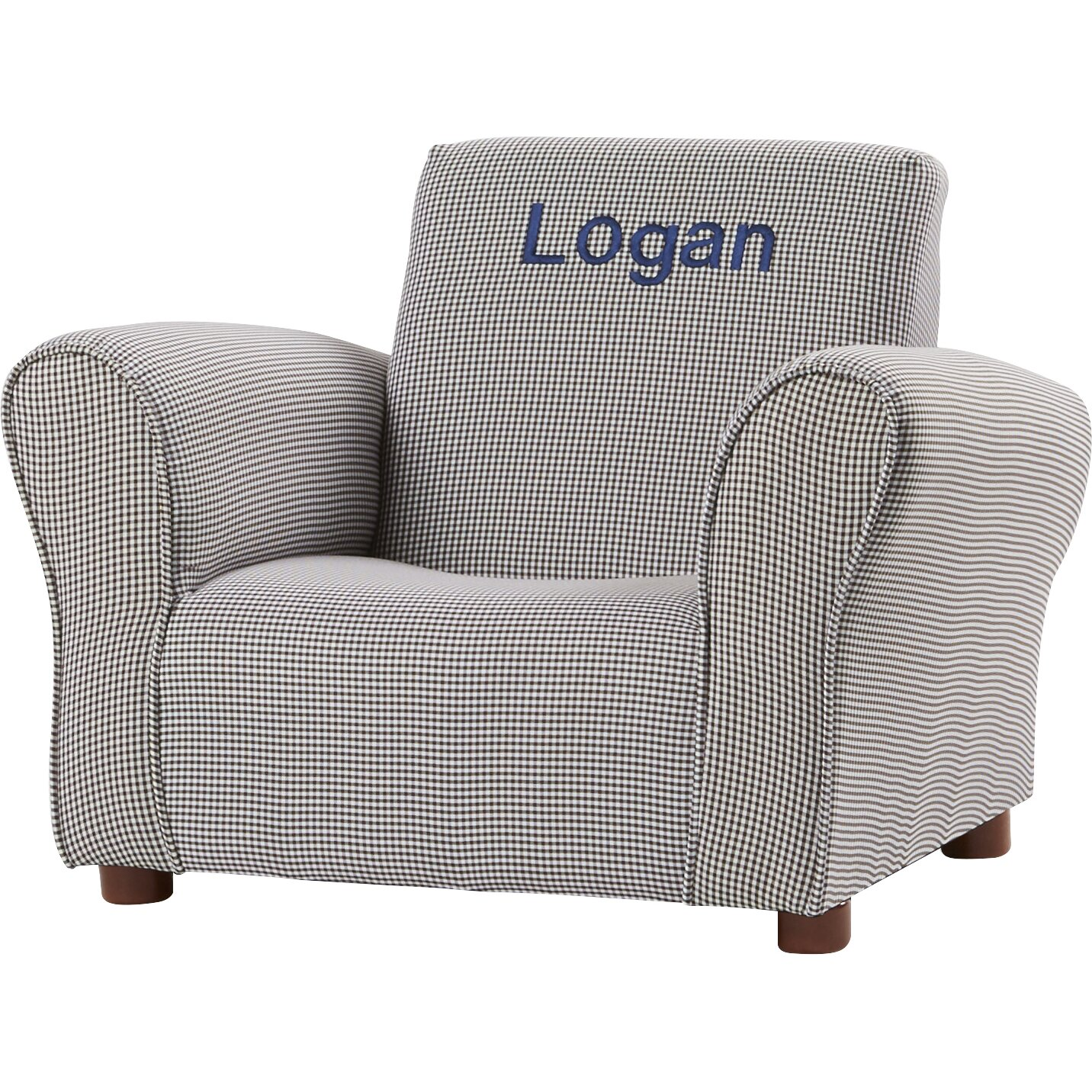 Keet Little Furniture Personalized Kids Club Chair