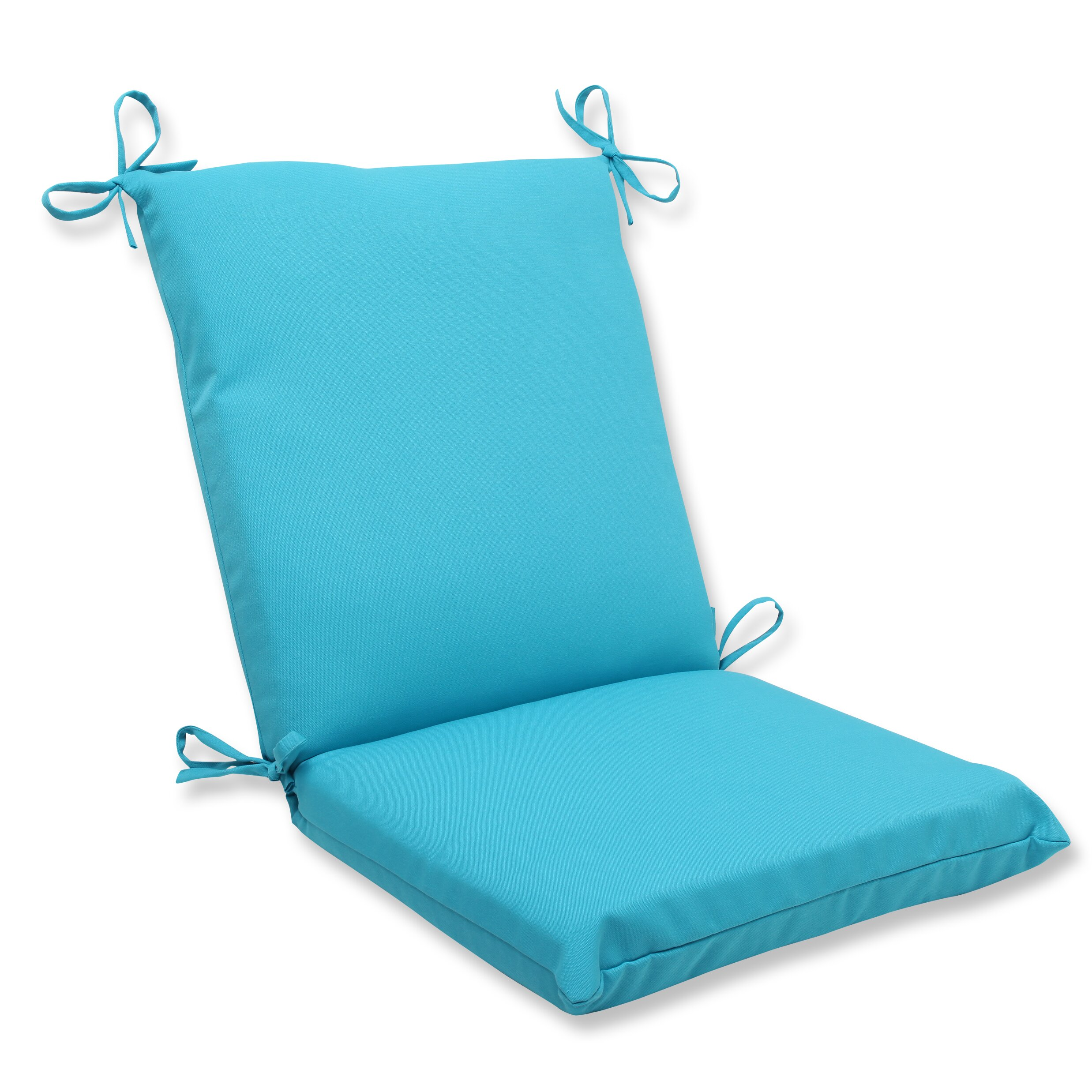 Pillow perfect veranda outdoor lounge chair cushion for Chair pillow