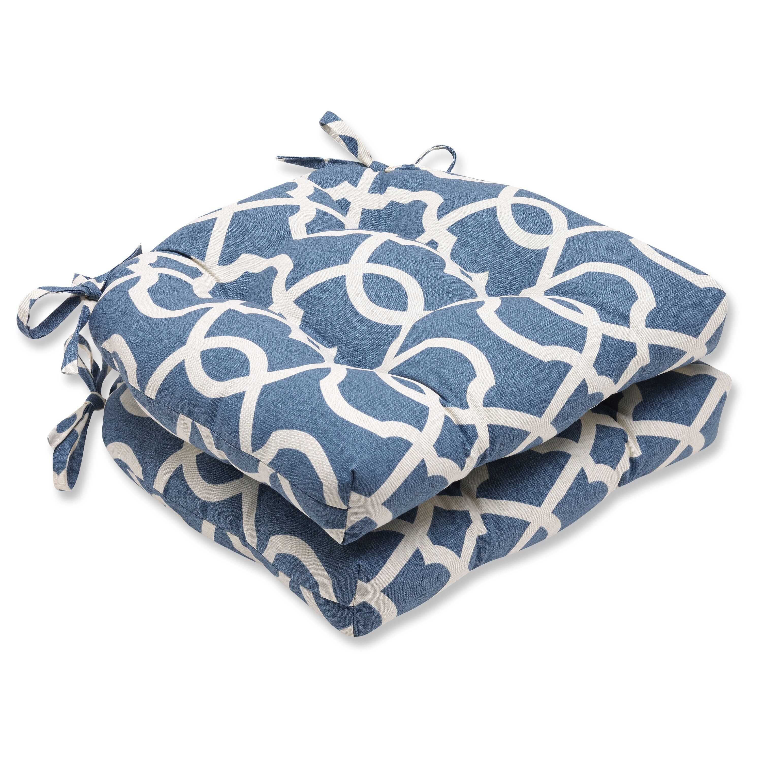 Indoor Dining Room Chair Cushions: Pillow Perfect Indoor Dining Chair Cushion & Reviews