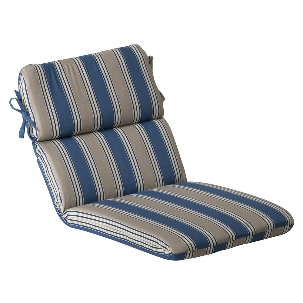 Pillow Perfect Outdoor Lounge Chair Cushion & Reviews