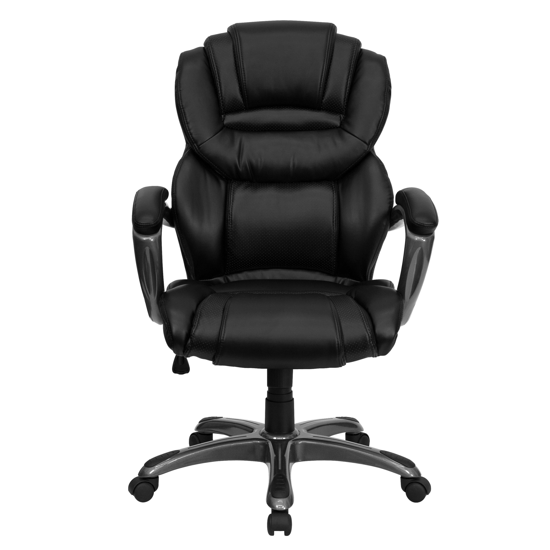 Flash Furniture High Back Executive Chair Reviews Wayfair Supply