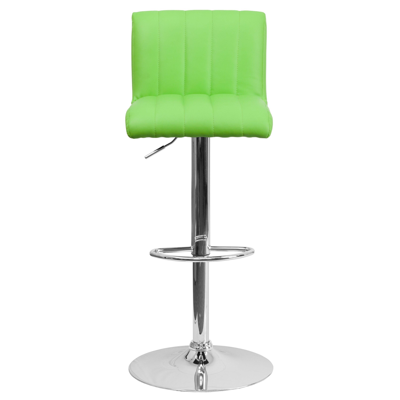 Flash Furniture Contemporary Adjustable Height Swivel Bar