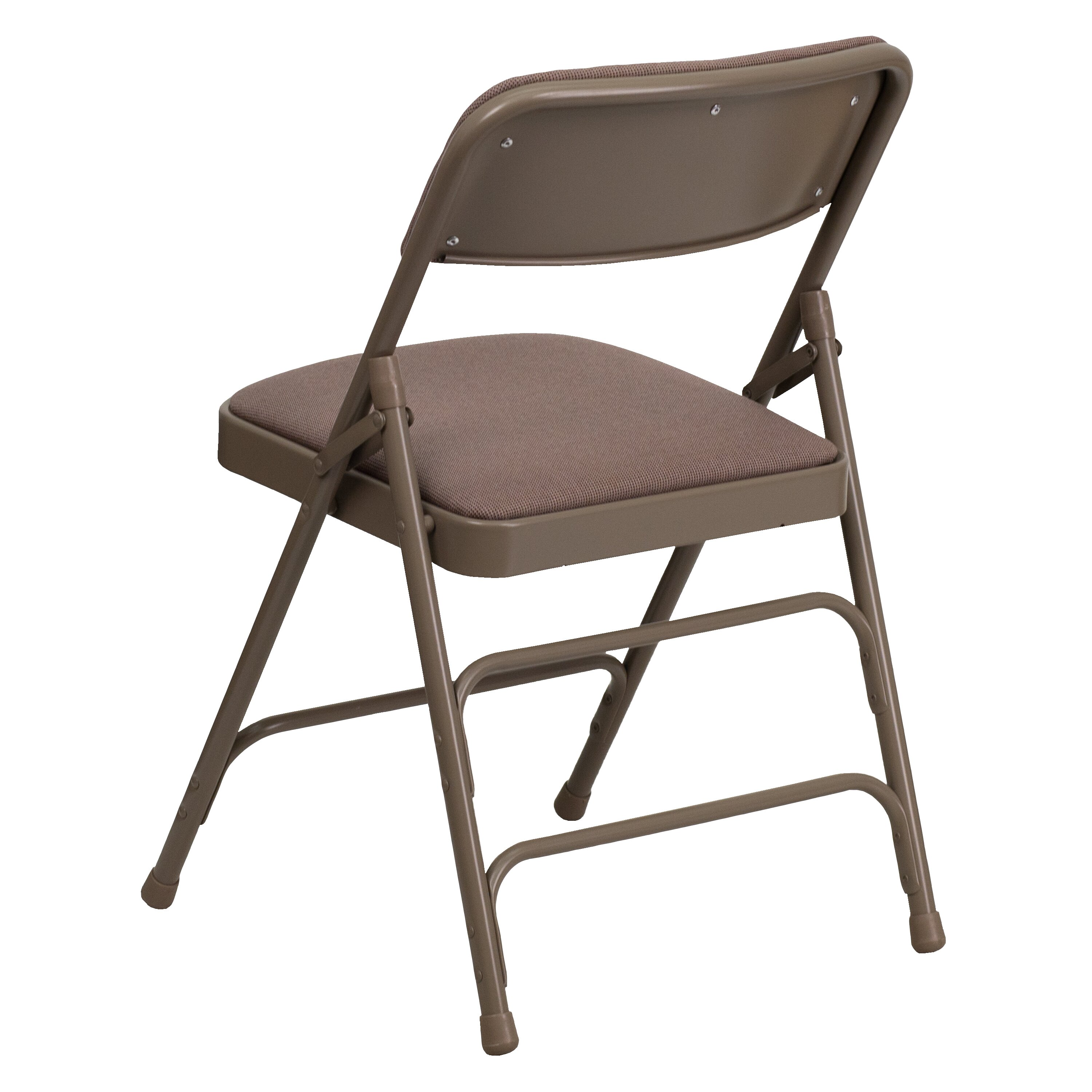 Flash Furniture Hercules Series Personalized Upholstered Metal Folding Chair
