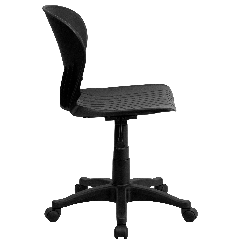 Flash Furniture Mid Back Swivel Task Chair Reviews Wayfair