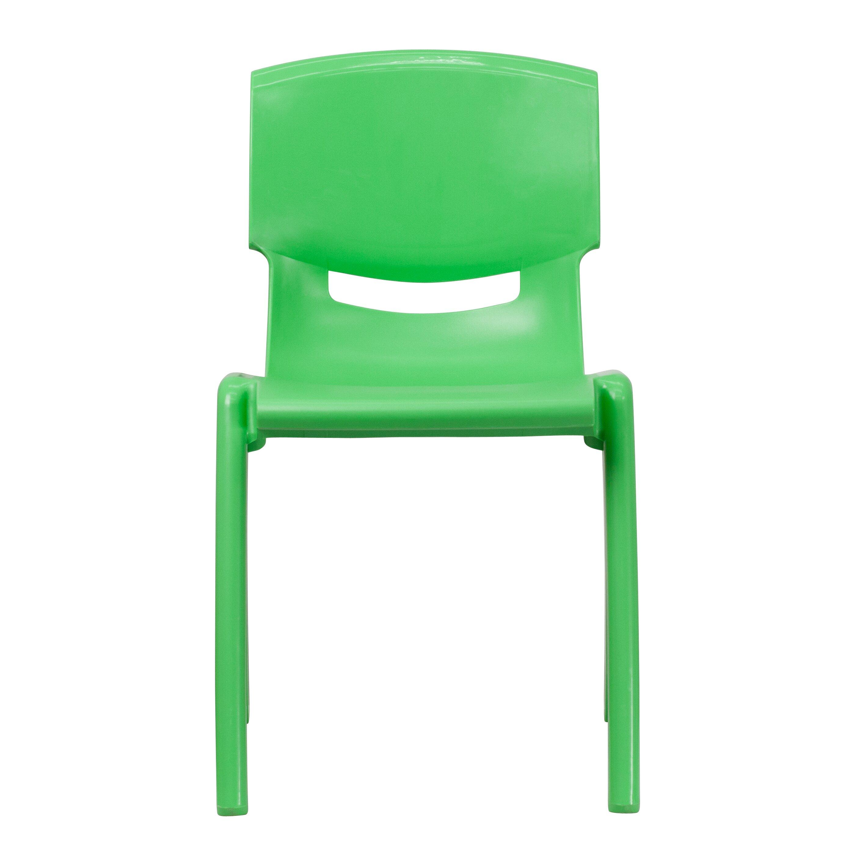 Flash Furniture Plastic Classroom Chair Reviews Wayfair