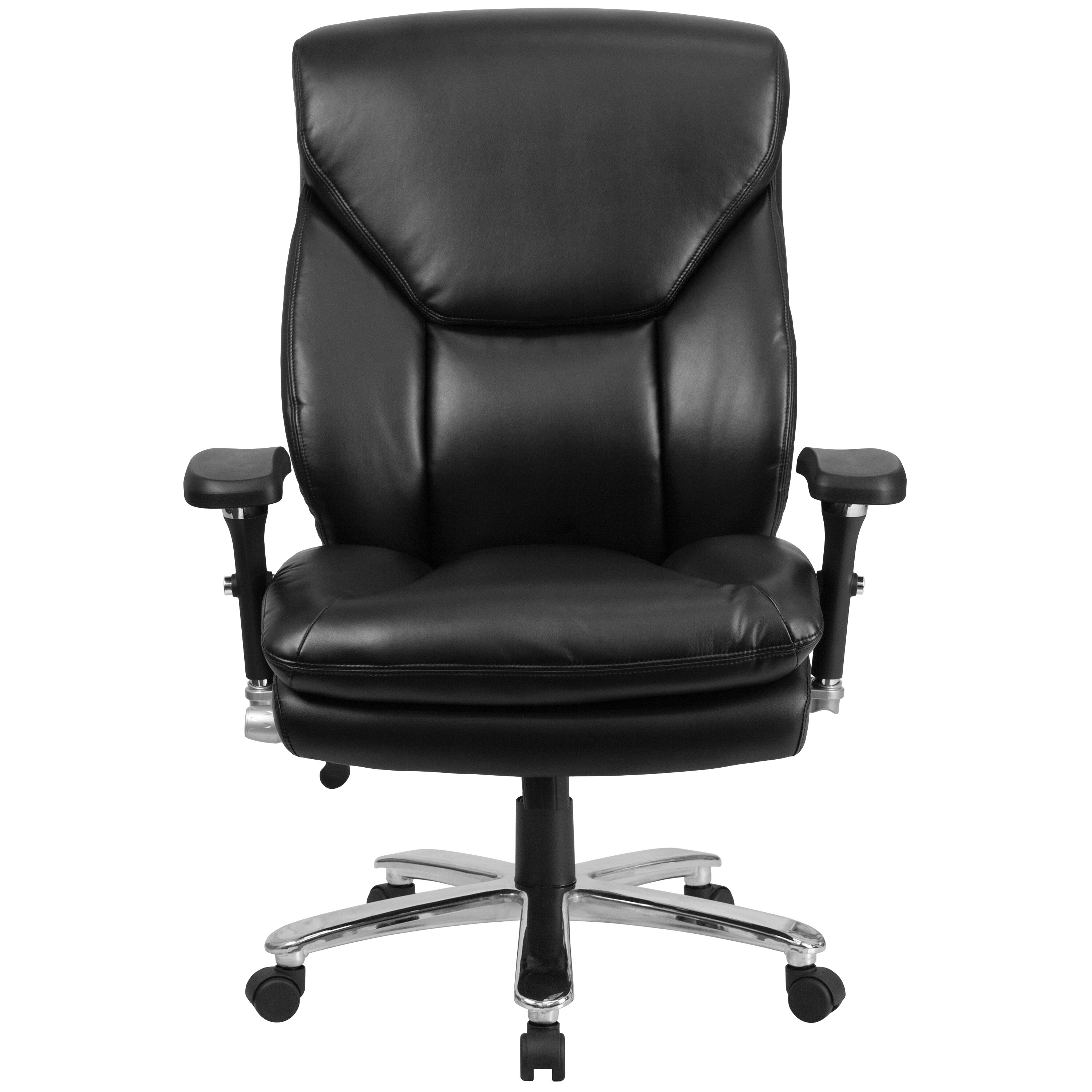 Flash Furniture Personalized High Back Leather Executive Office Chair