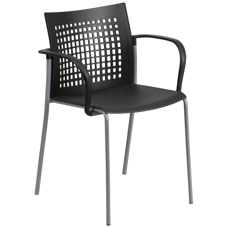 Flash Furniture Hercules Series Stacking Dining Arm Chair Reviews Wayfair