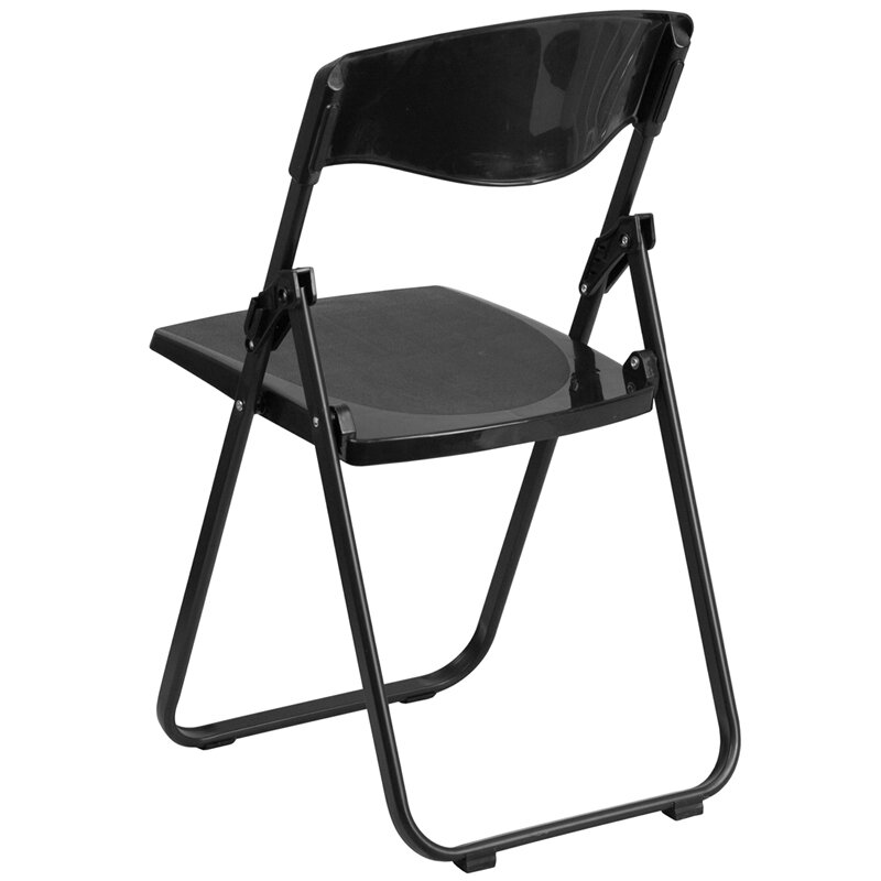 Flash Furniture Hercules Series Heavy Duty Plastic Folding Chair Review