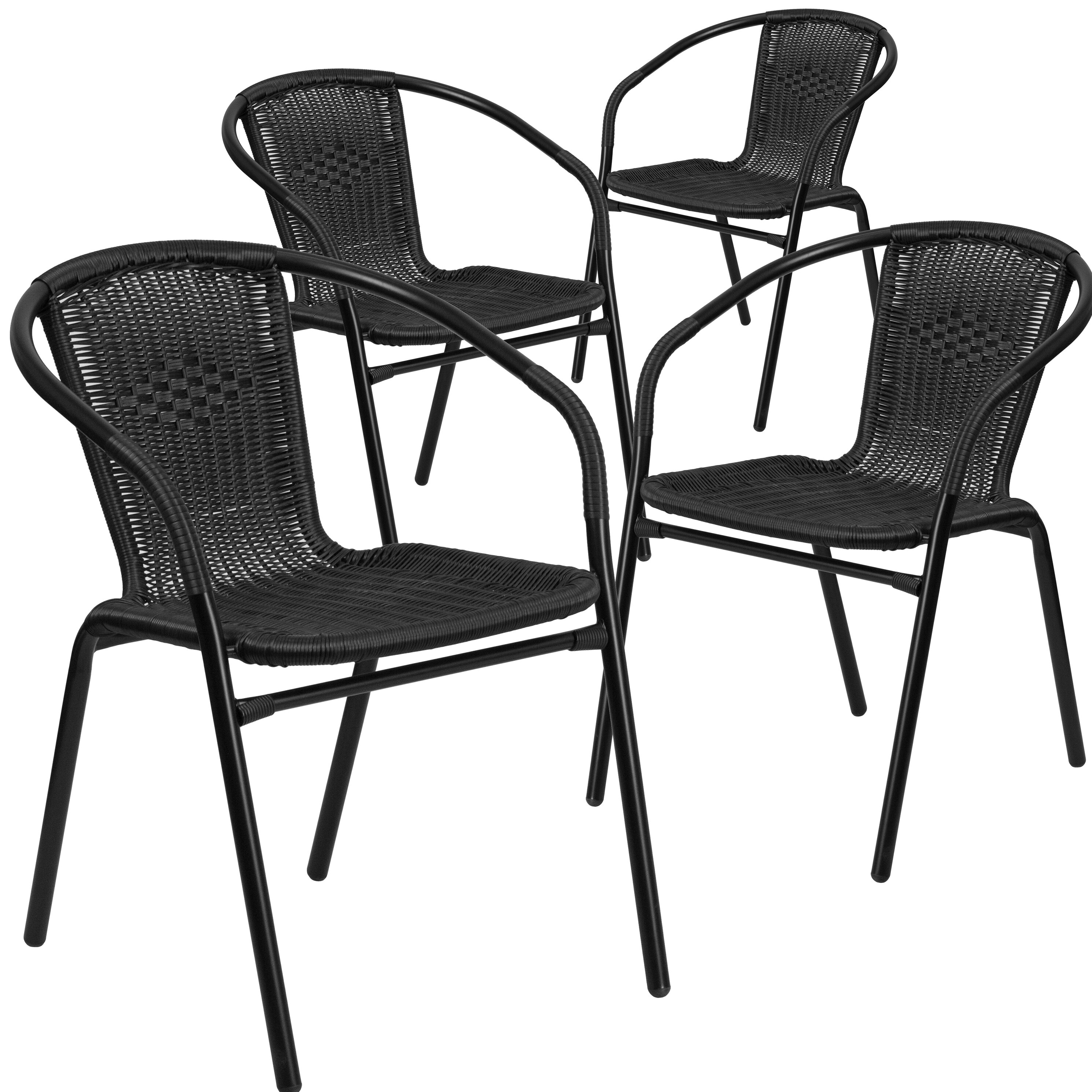 Nice ... Flash Furniture Reviews By Flash Furniture Stacking Dining Arm Chair  Reviews ...