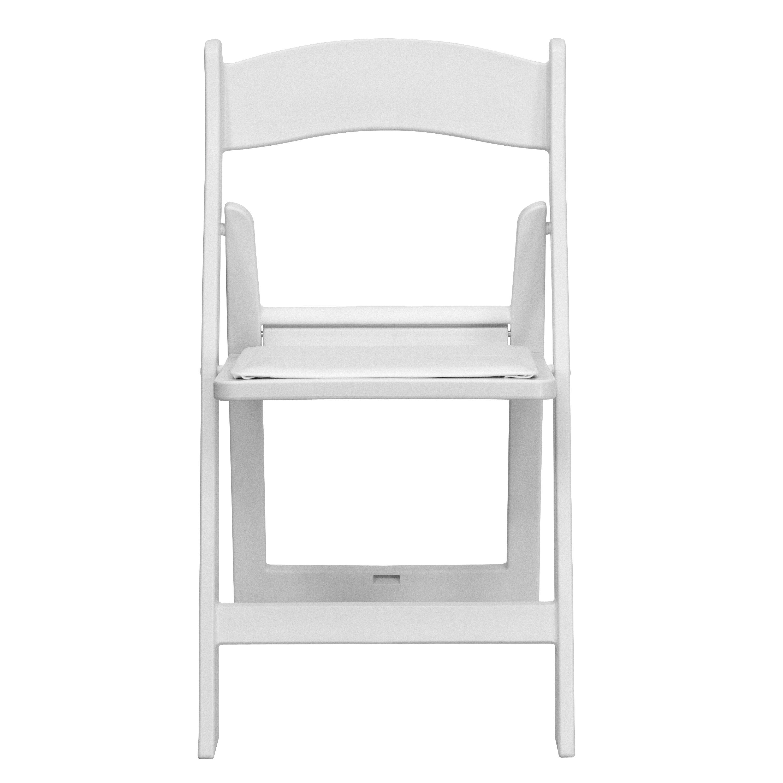 Flash Furniture Hercules Series Capacity Resin Folding Chair Reviews Wayfair Supply