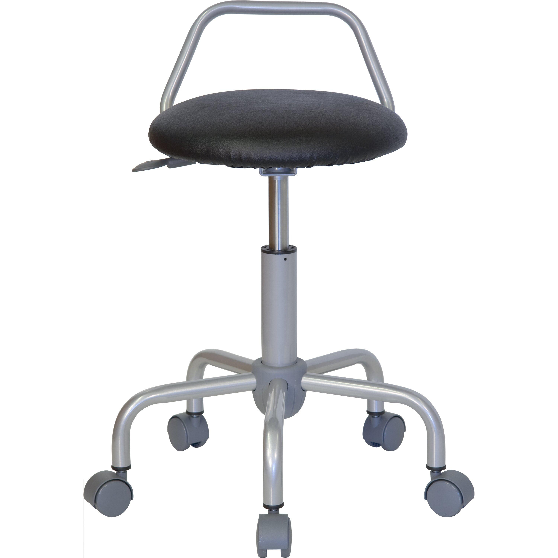 Flash Furniture Height Adjustable Stool With Raised Bar