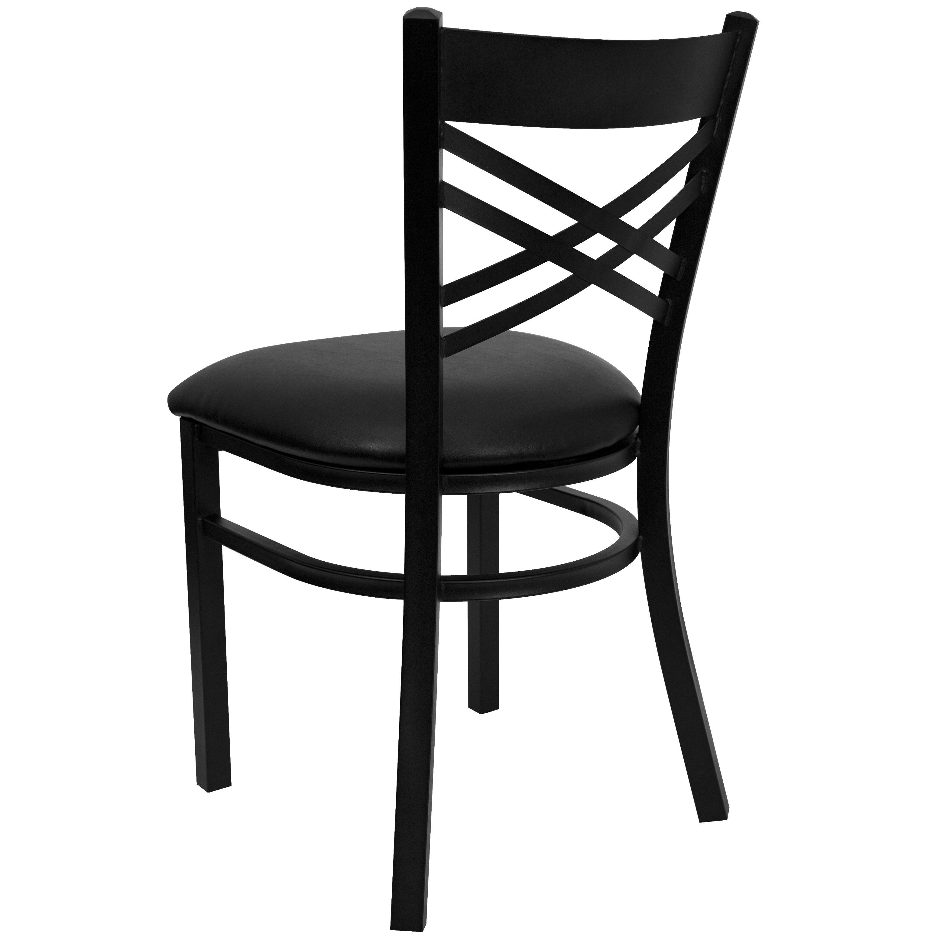 Flash Furniture Hercules Series 39 39 X 39 39 Back Side Chair Reviews Wayfair Supply