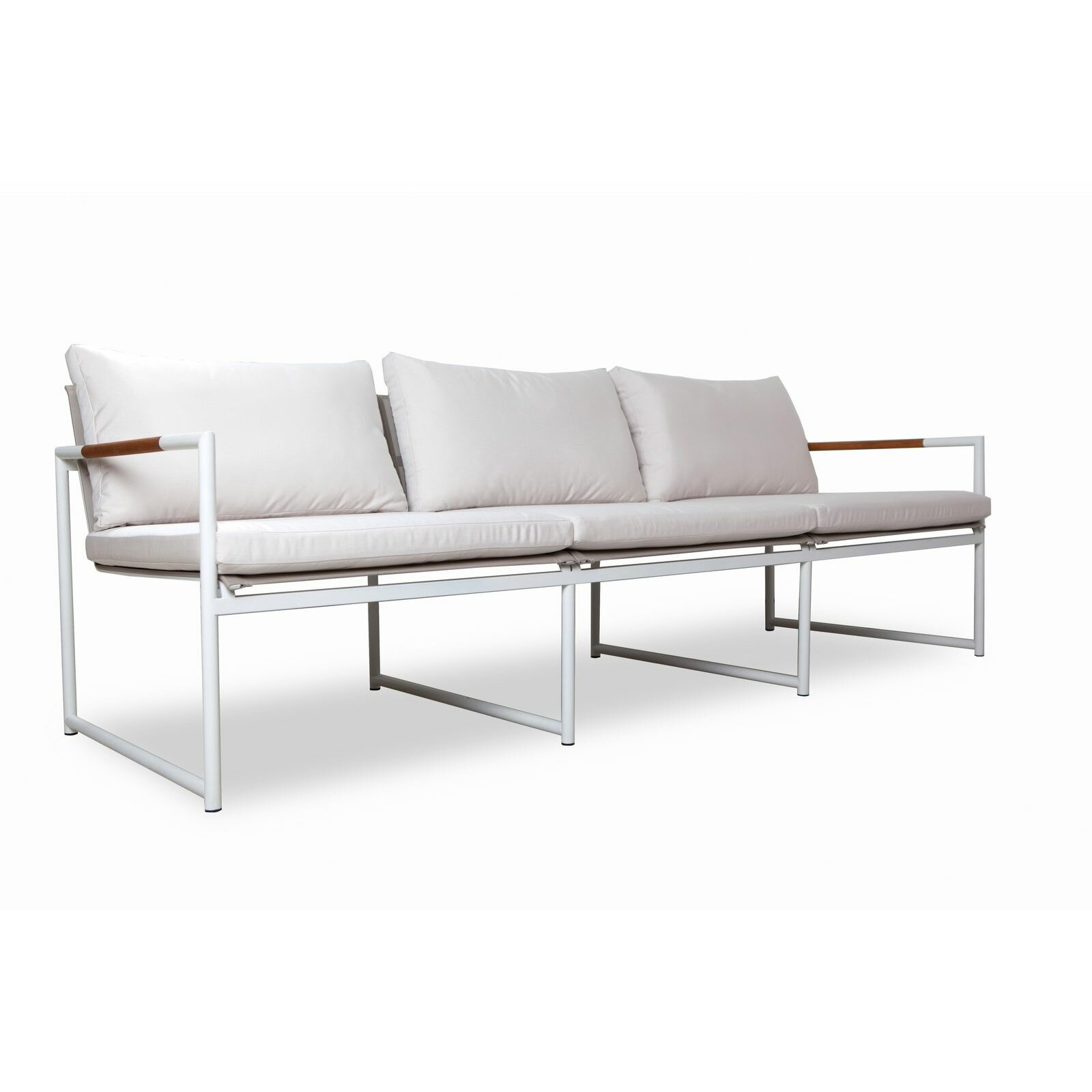 Harbour Outdoor Breeze Sofa With Cushions Allmodern