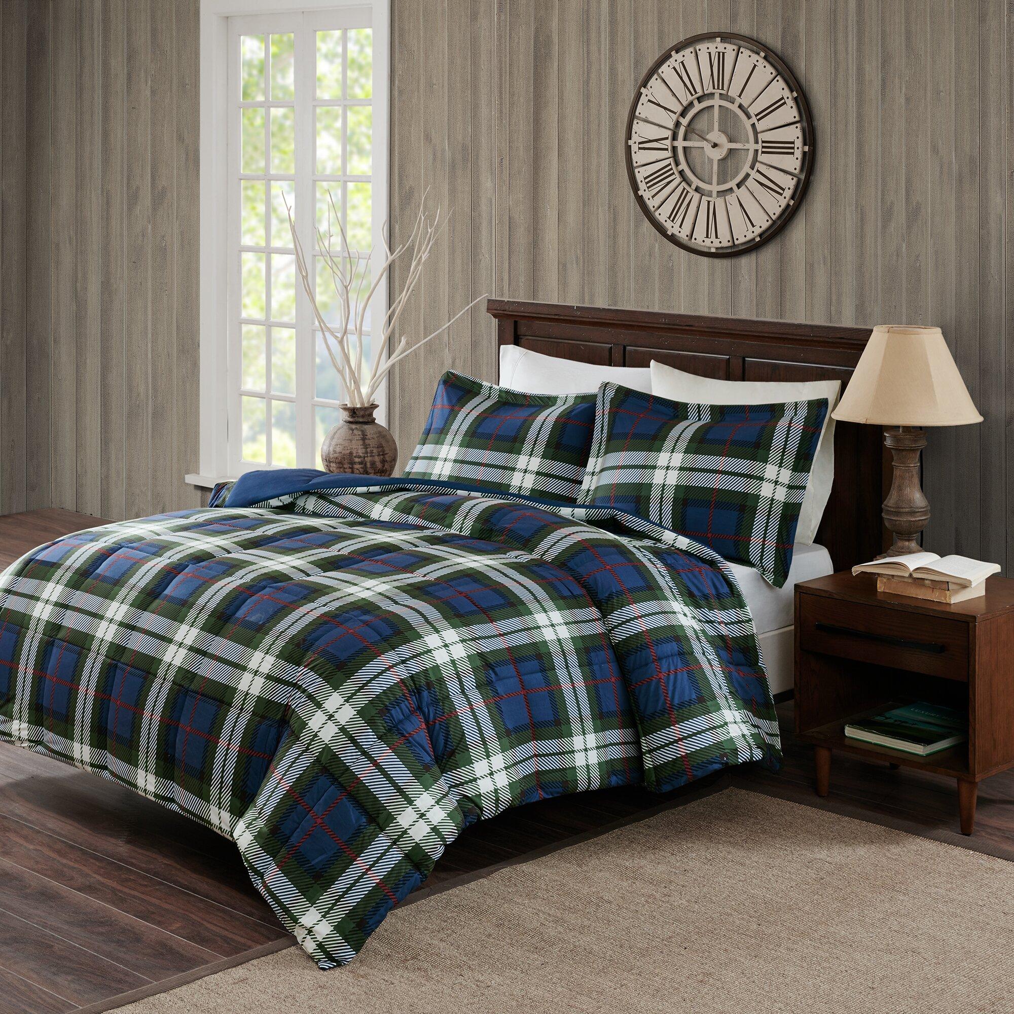 Woolrich Rob Roy Comforter Set Amp Reviews Wayfair Ca