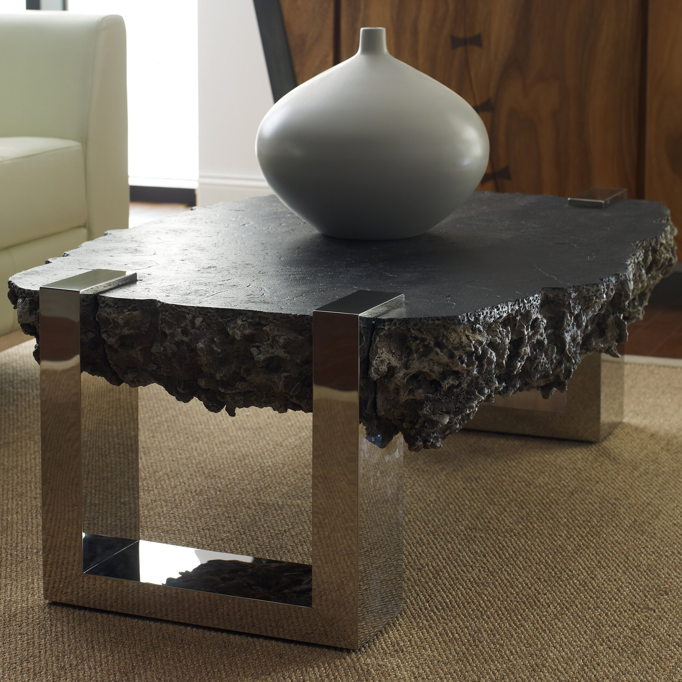 Phillips Collection Lava Coffee Table Reviews Wayfair