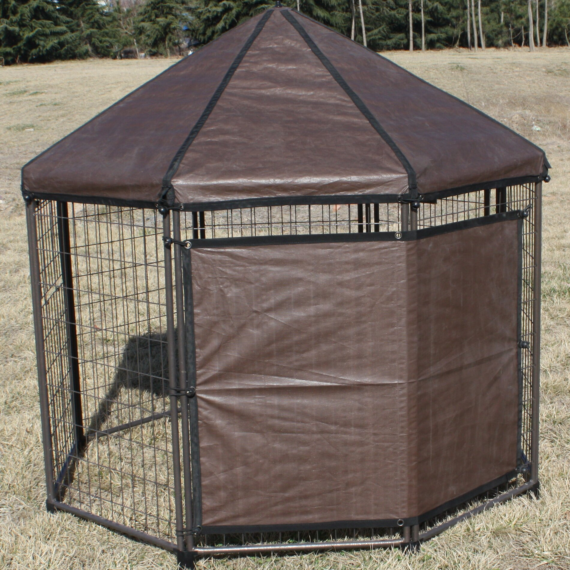 Advantek Original Pet 32 Quot Gazebo Sun Shade Amp Reviews Wayfair
