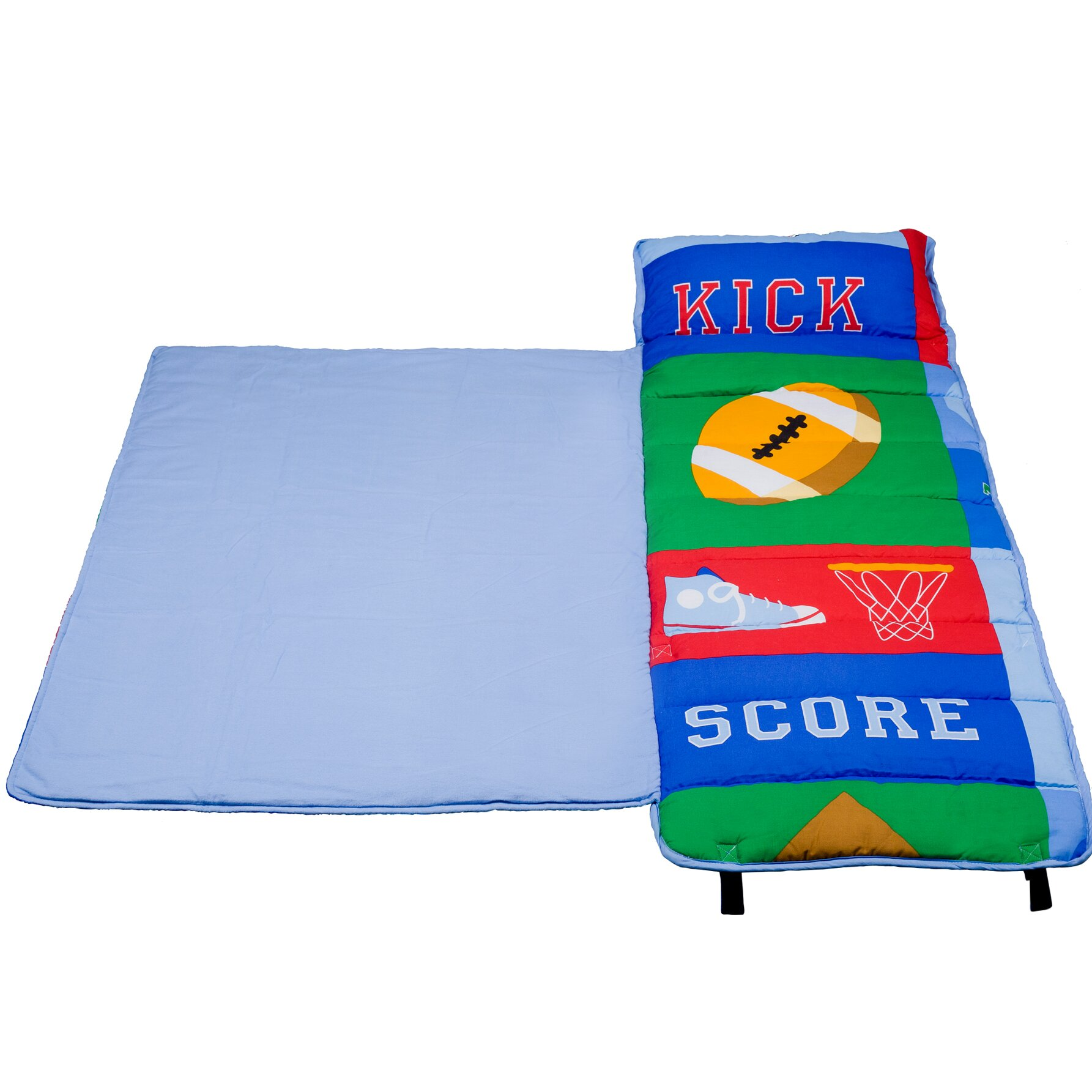 Wildkin Game On Nap Mat Wayfair