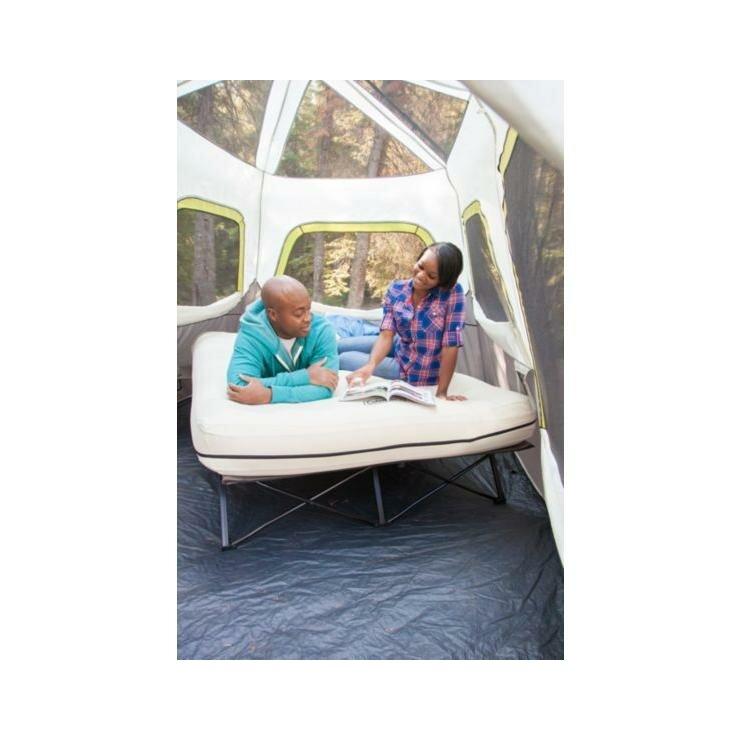 Coleman Queen Framed Airbed Cot Amp Reviews Wayfair