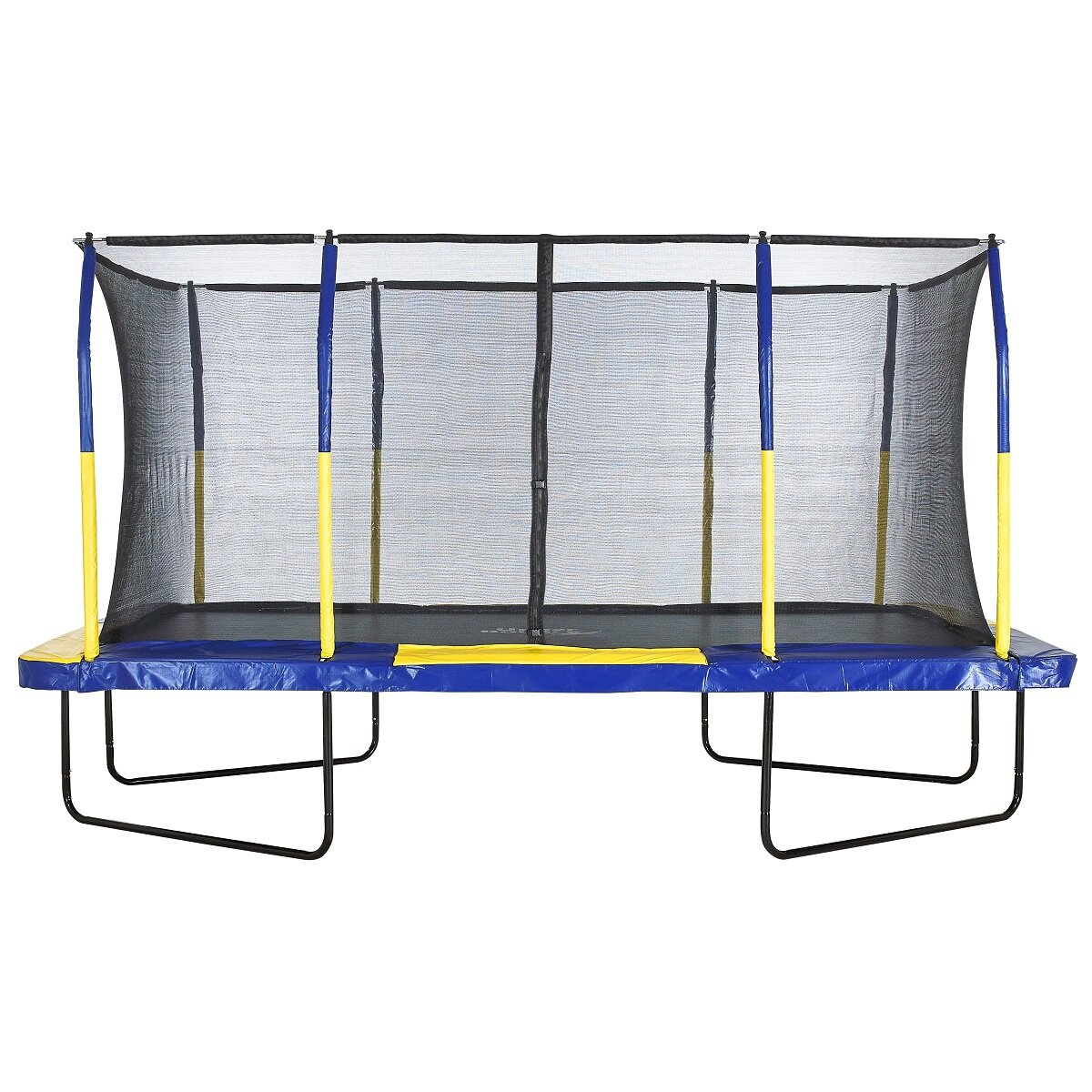 Upper Bounce Spacious 15 Rectangular Trampoline With