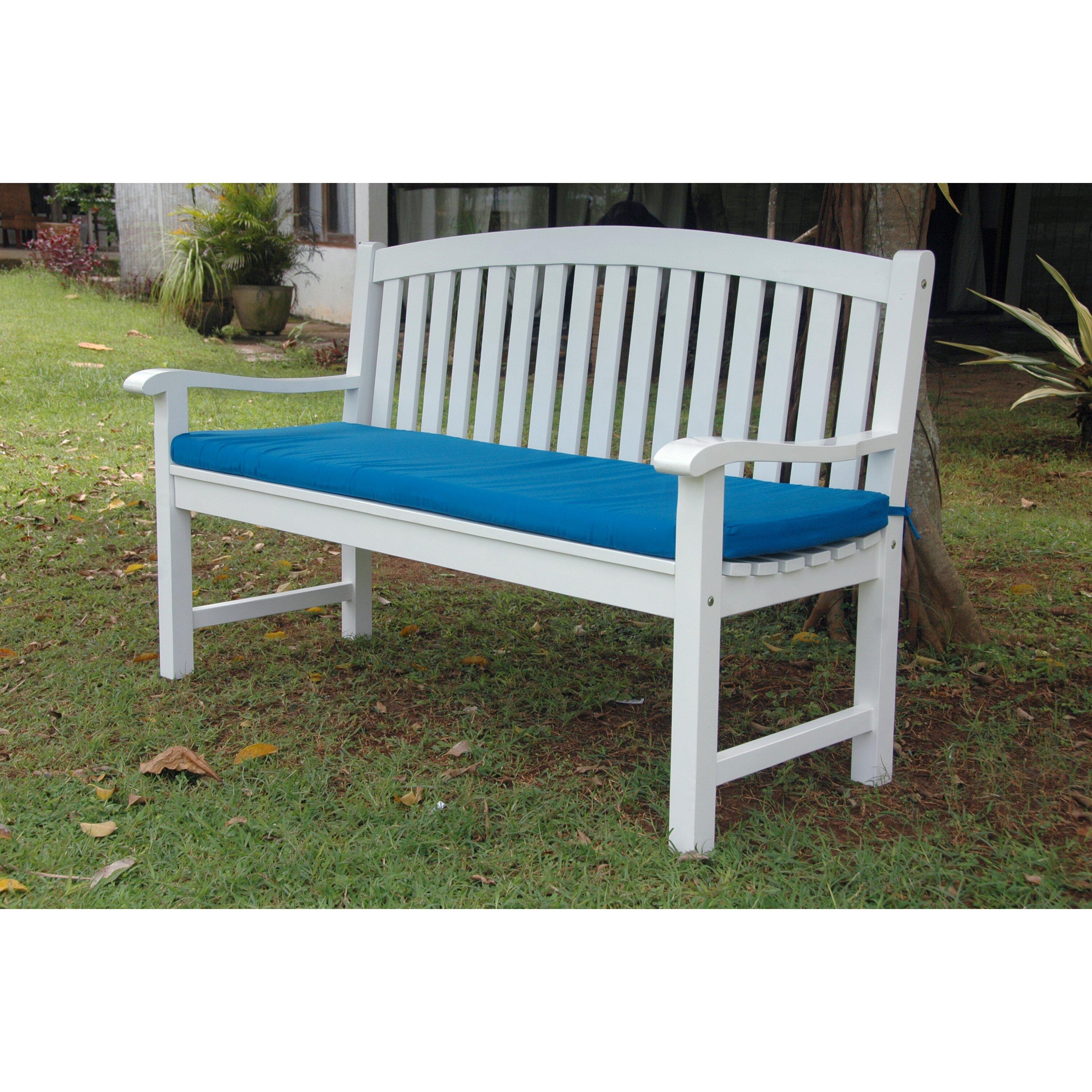 Anderson Teak Hamilton 3 Seater Teak Garden Bench Wayfair