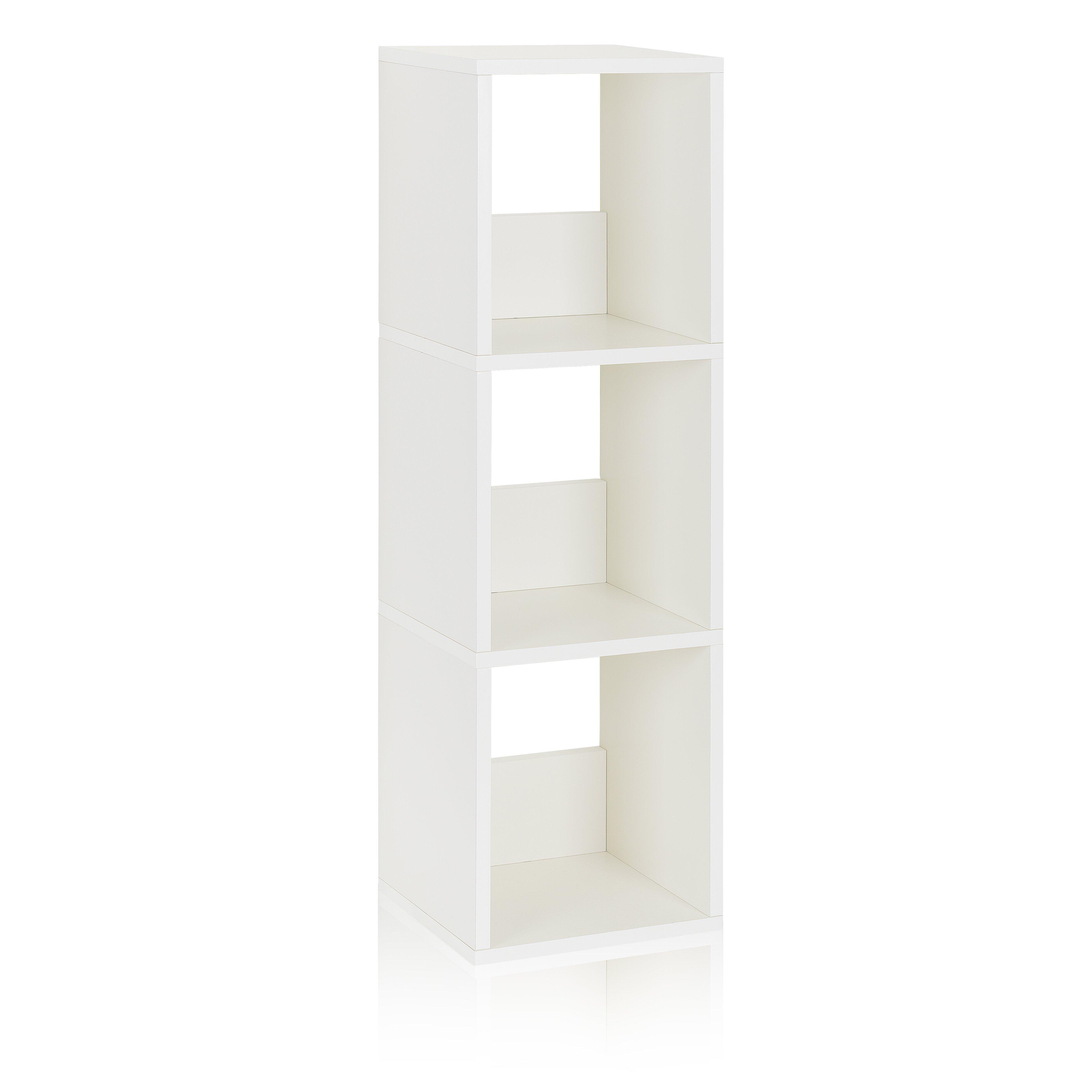 Way Basics Zboard Storage Trio Eco 3 Shelf Narrow 45 Cube