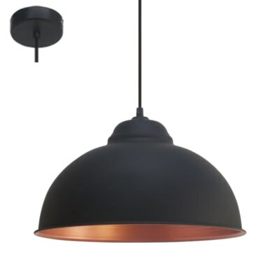 eglo vintage 1 light bowl pendant light reviews wayfair uk. Black Bedroom Furniture Sets. Home Design Ideas