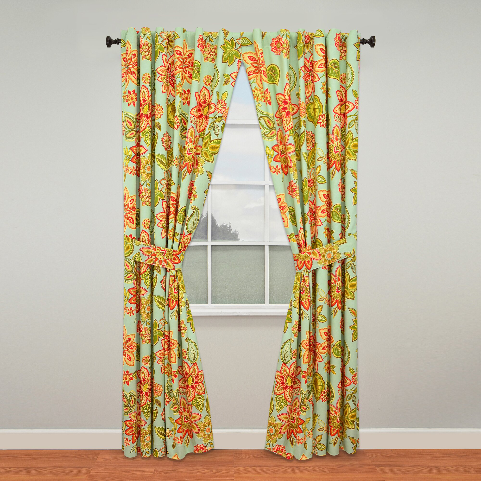 Waverly Charismatic Curtain Panels Amp Reviews