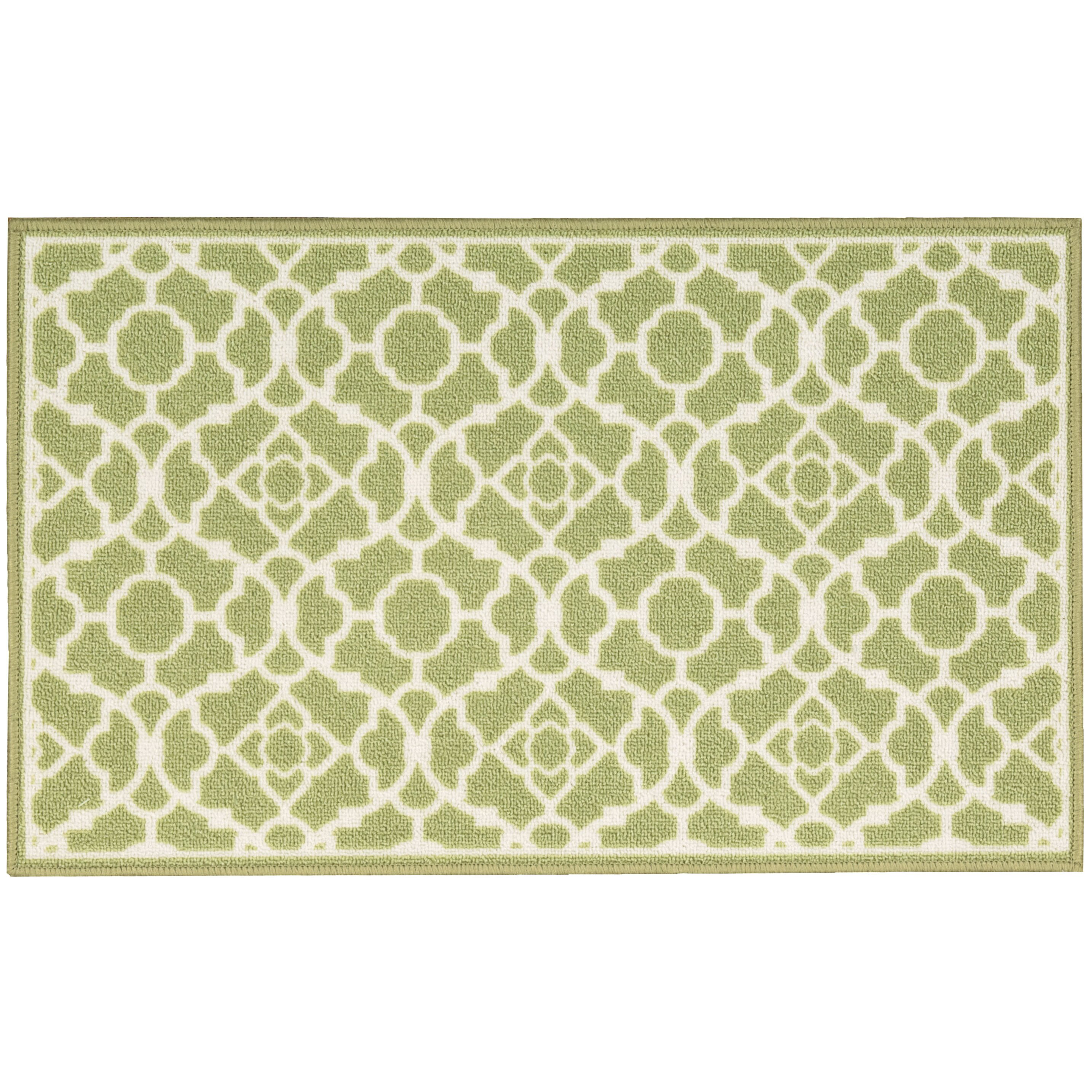 Waverly Fancy Free Amp Easy Quot Lovely Lattice Quot Celery Accent