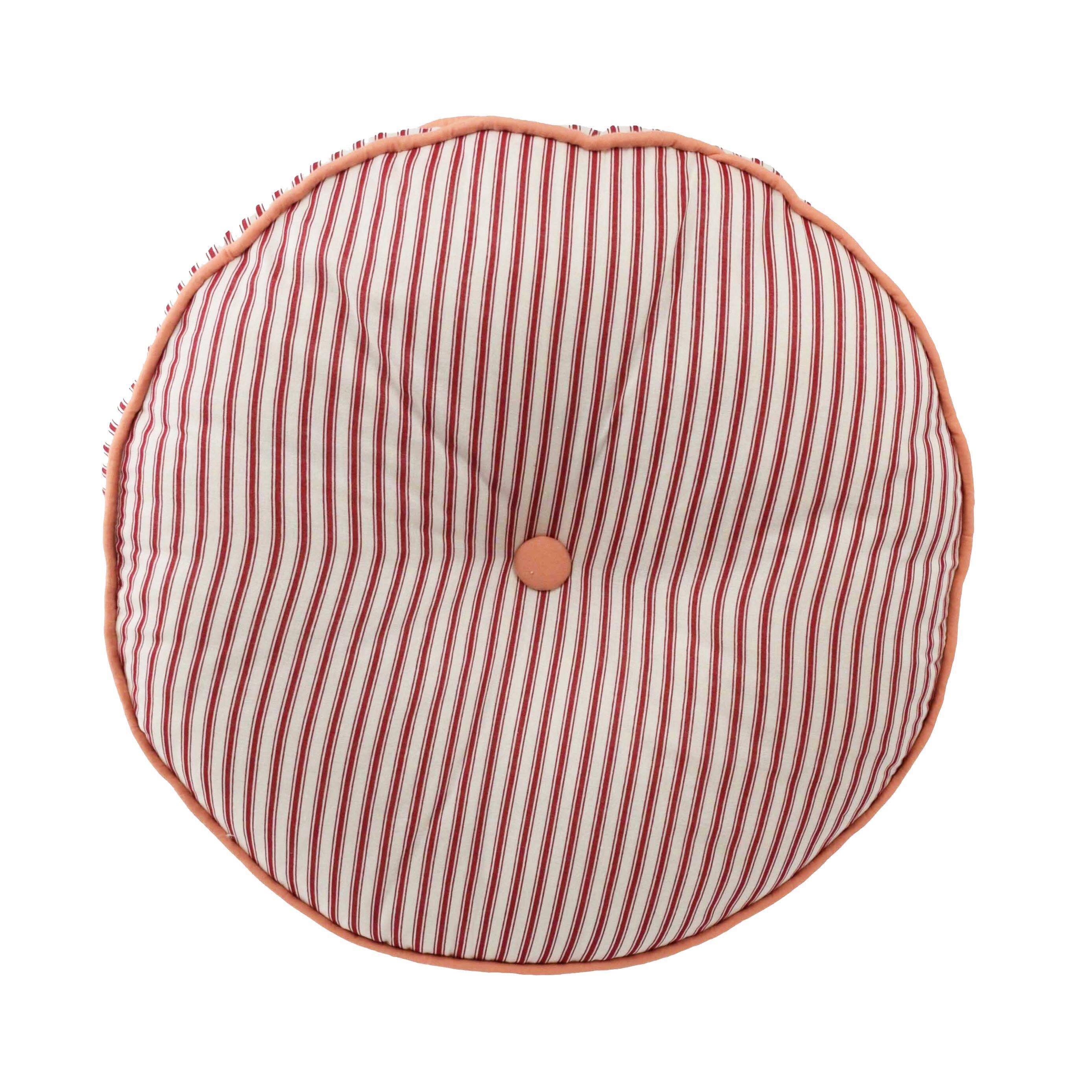 Waverly Retweet Round Throw Pillow & Reviews Wayfair