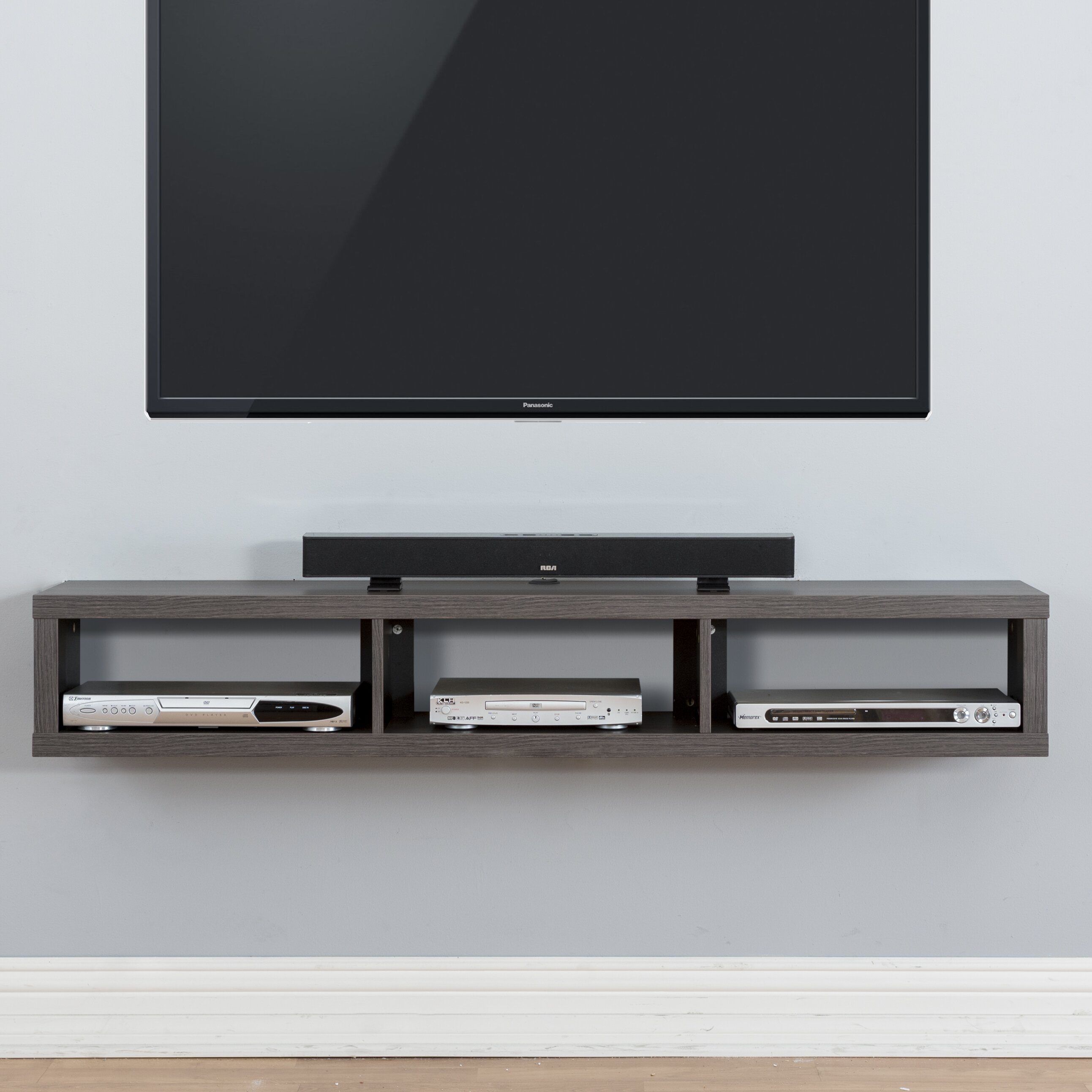 Martin Home Furnishings 60 Shallow Wall Mounted Tv
