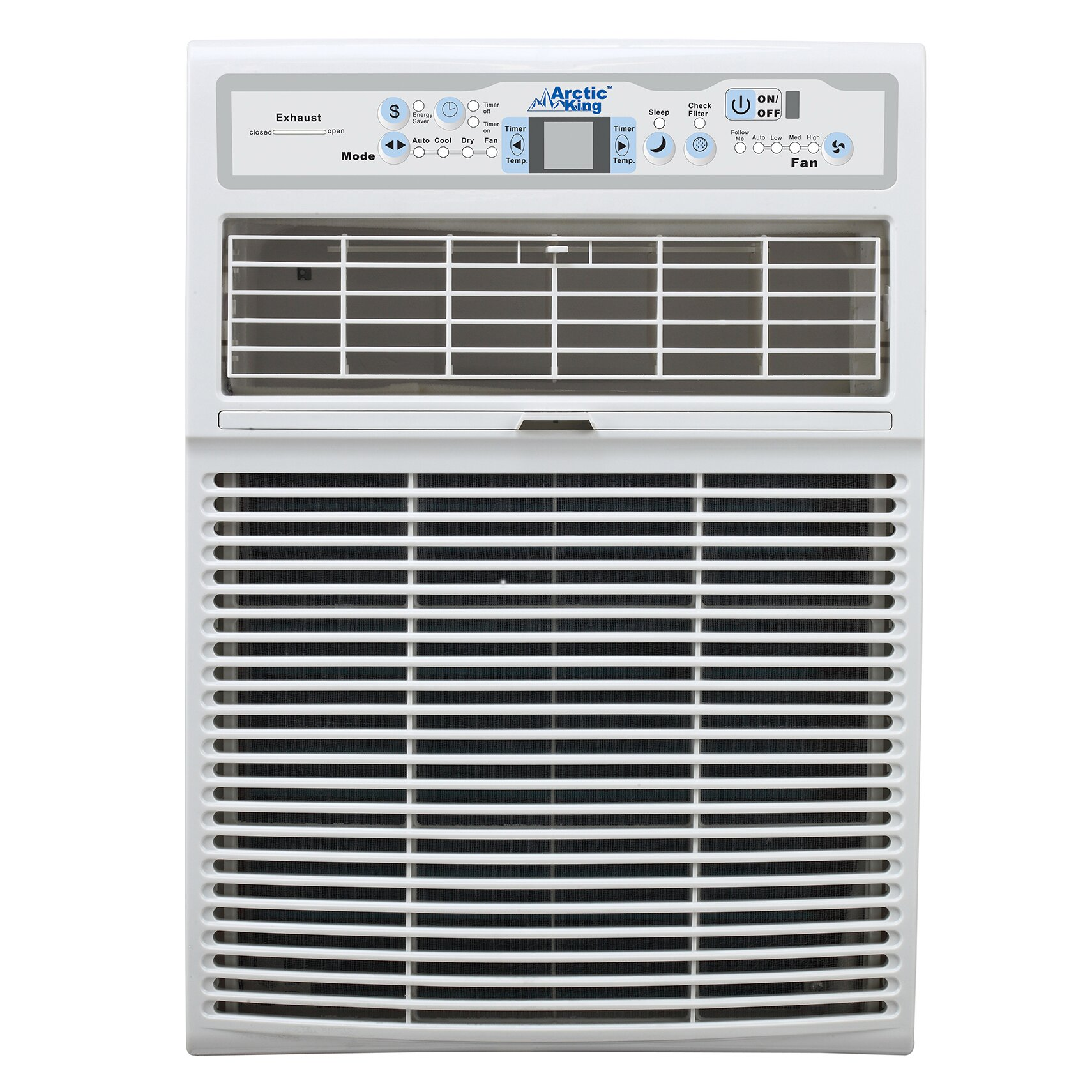 Arctic King Casement 10 000 Btu Air Conditioner With