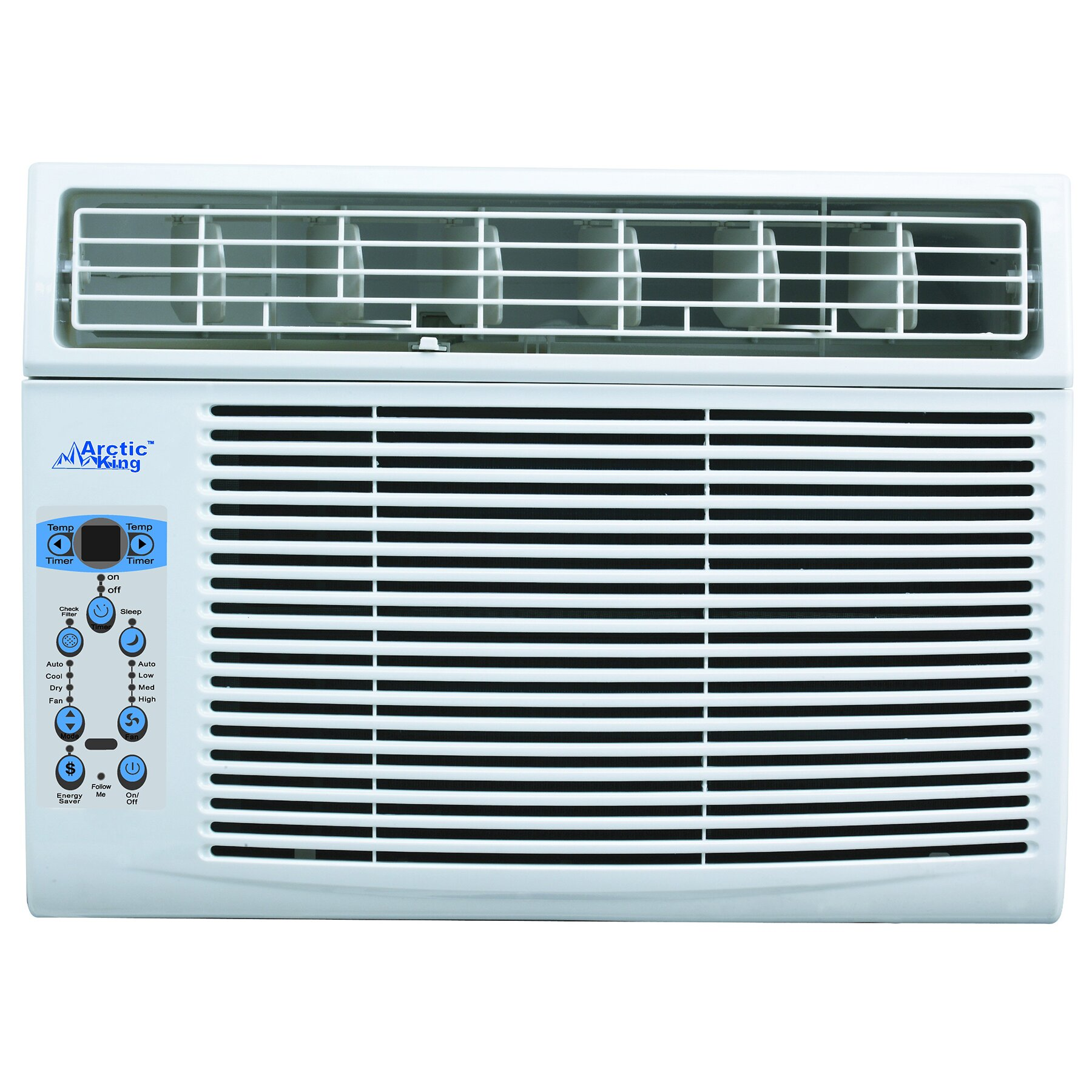 Arctic king window 12 000 btu air conditioner with remote for 12k btu window air conditioner