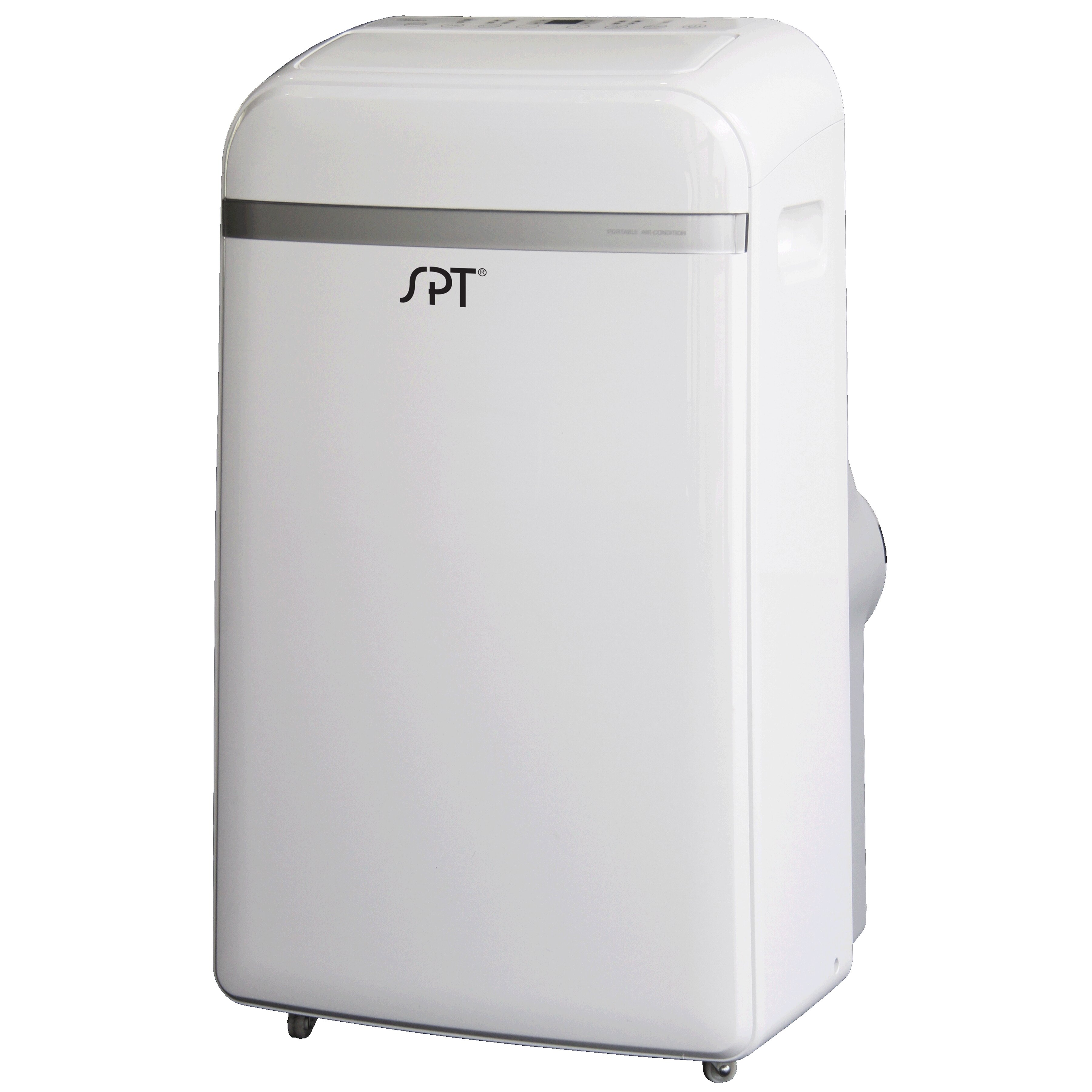 Sunpentown 12 000 BTU Portable Air Conditioner with Heater & Reviews  #51515A