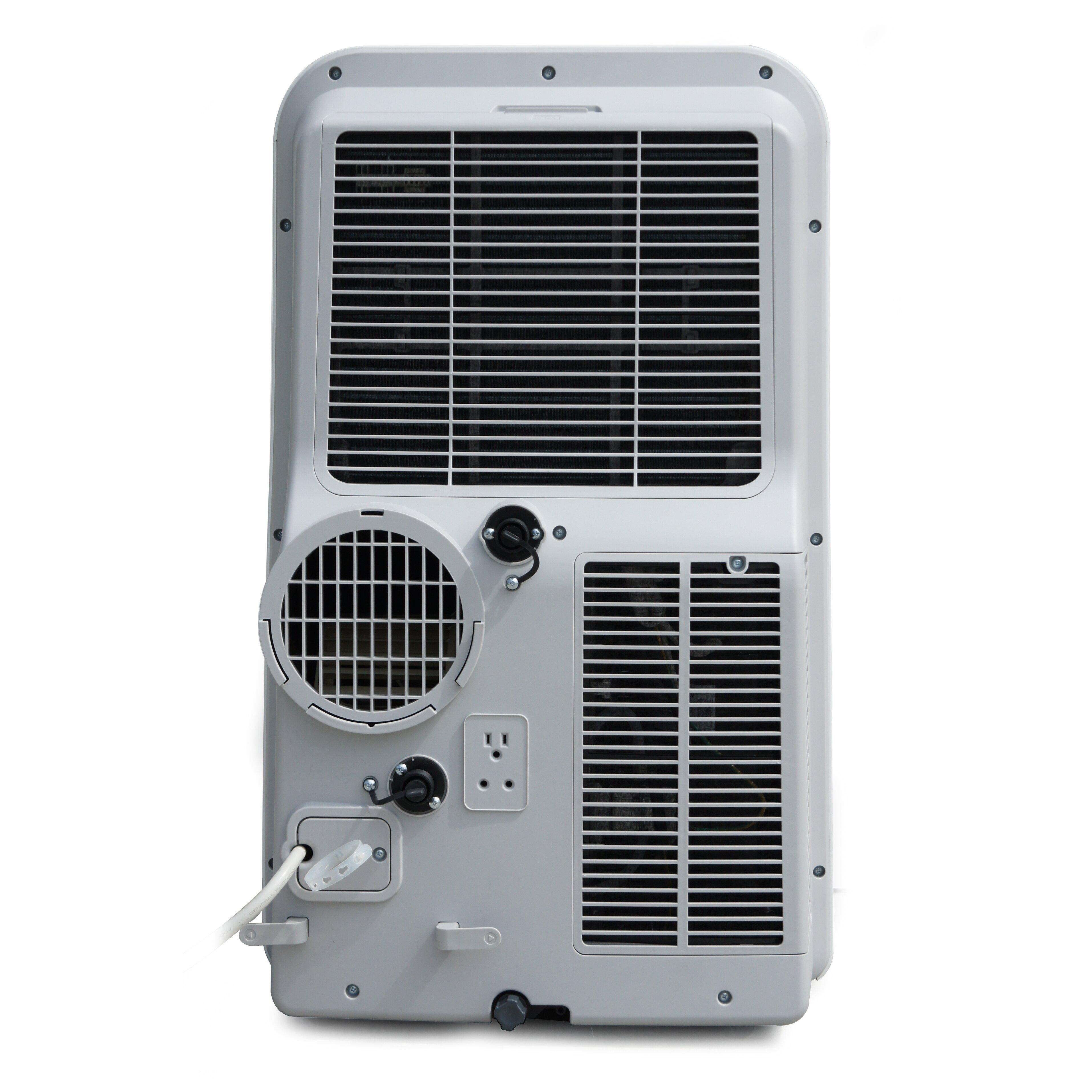 Sunpentown 14 000 BTU Portable Air Conditioner & Reviews Wayfair  #5A6671