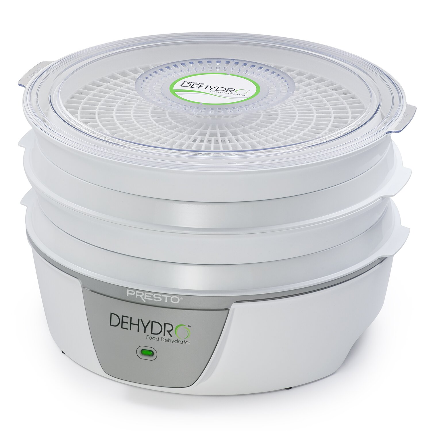 presto dehydro 4 tray electric food dehydrator reviews. Black Bedroom Furniture Sets. Home Design Ideas