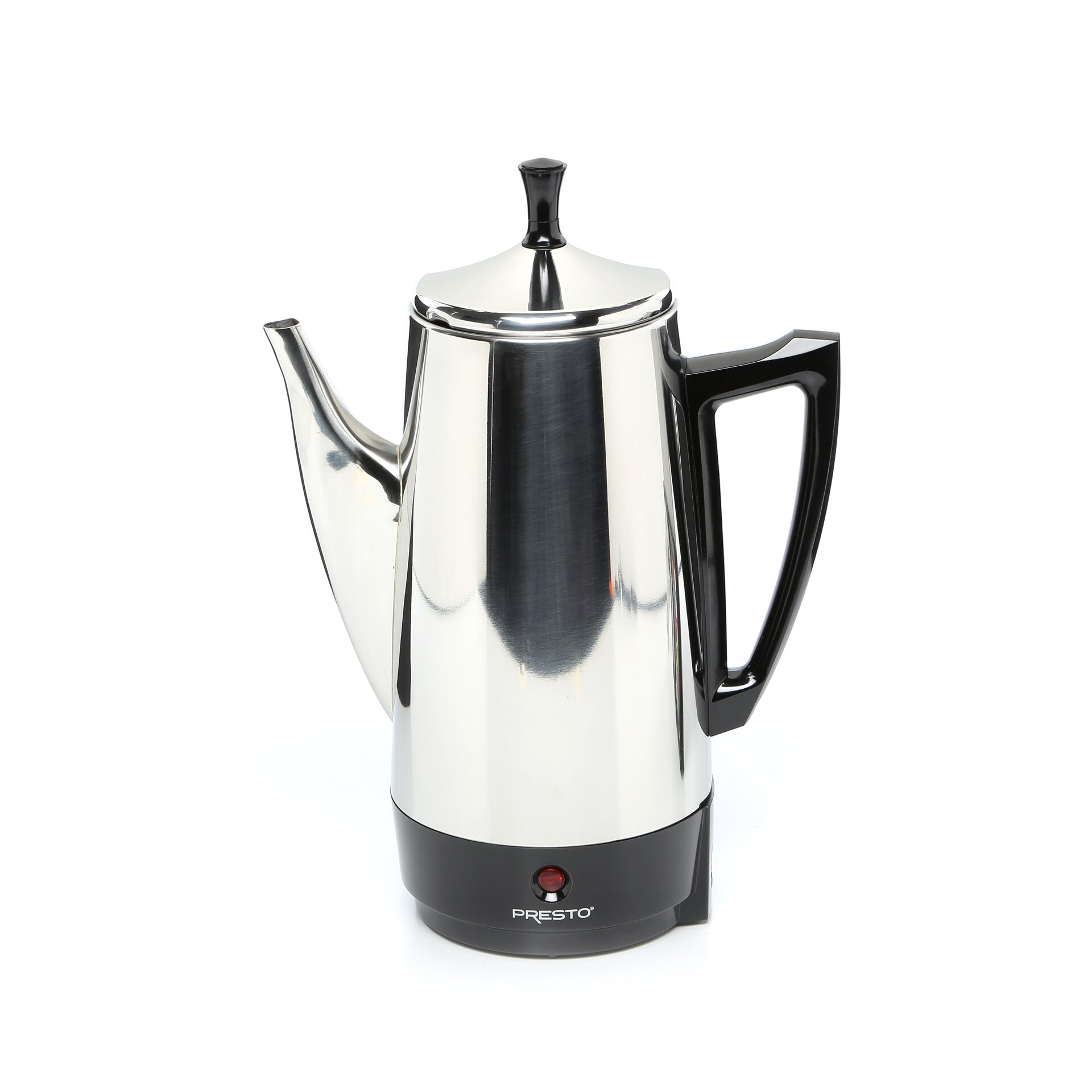 Coffee Maker Percolator Reviews : Presto Coffee Percolator Maker & Reviews Wayfair