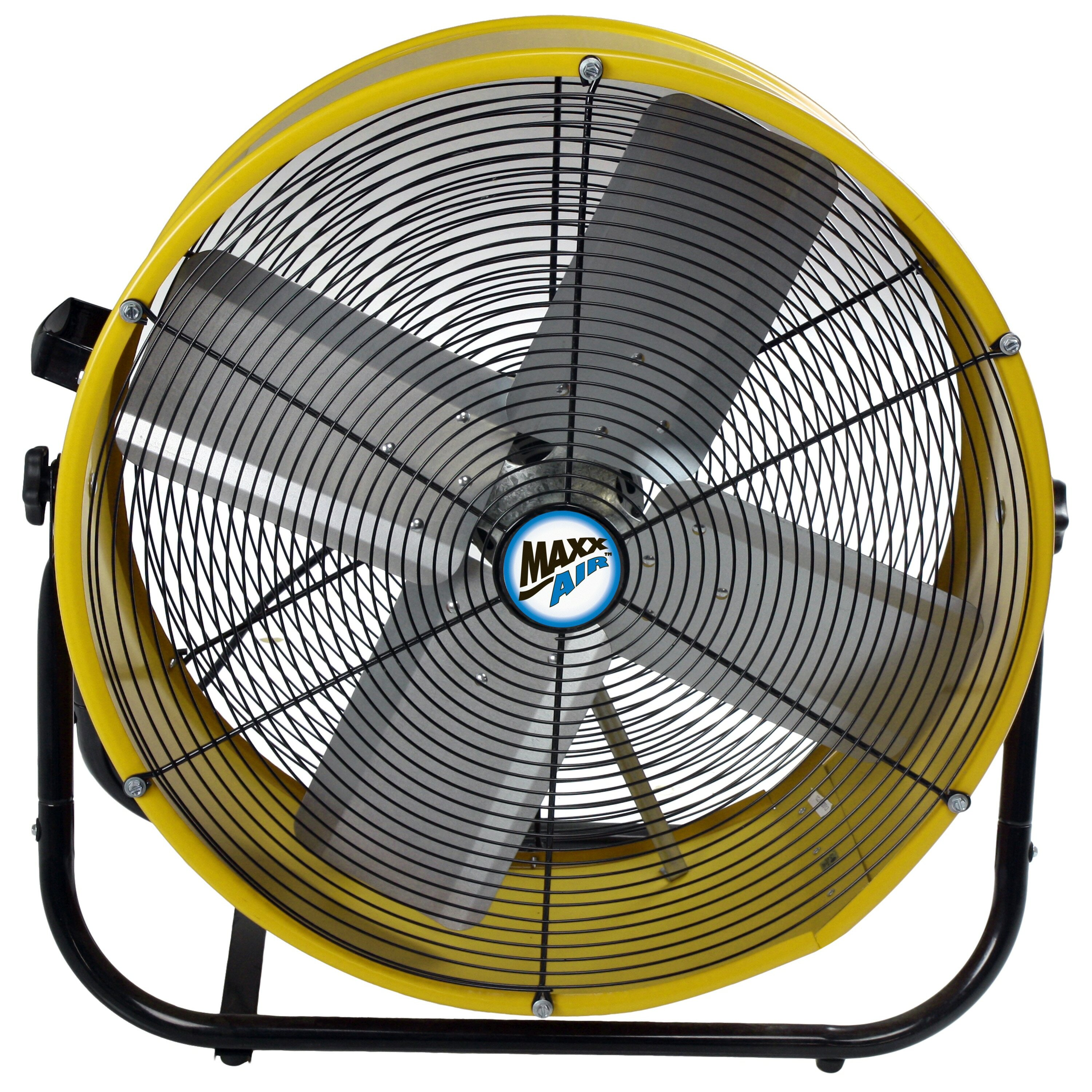 Maxxair High Velocity Floor Fan Amp Reviews Wayfair