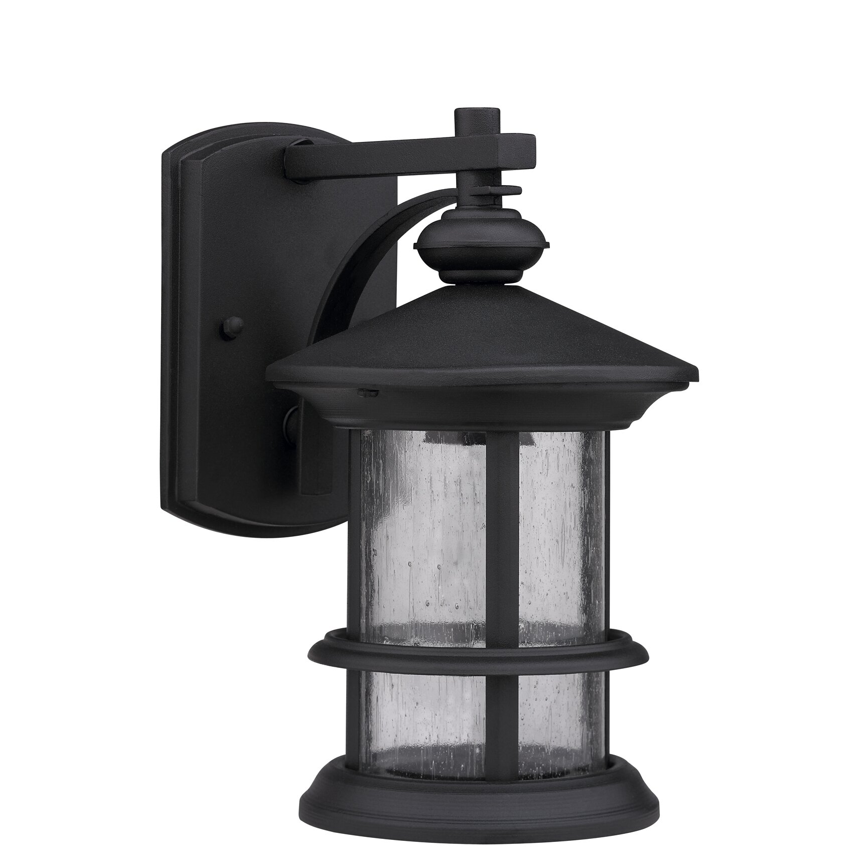 Lantern Wall Light Outdoor : Chloe Lighting Ashley Superiora 1 Light Outdoor Wall Lantern & Reviews Wayfair