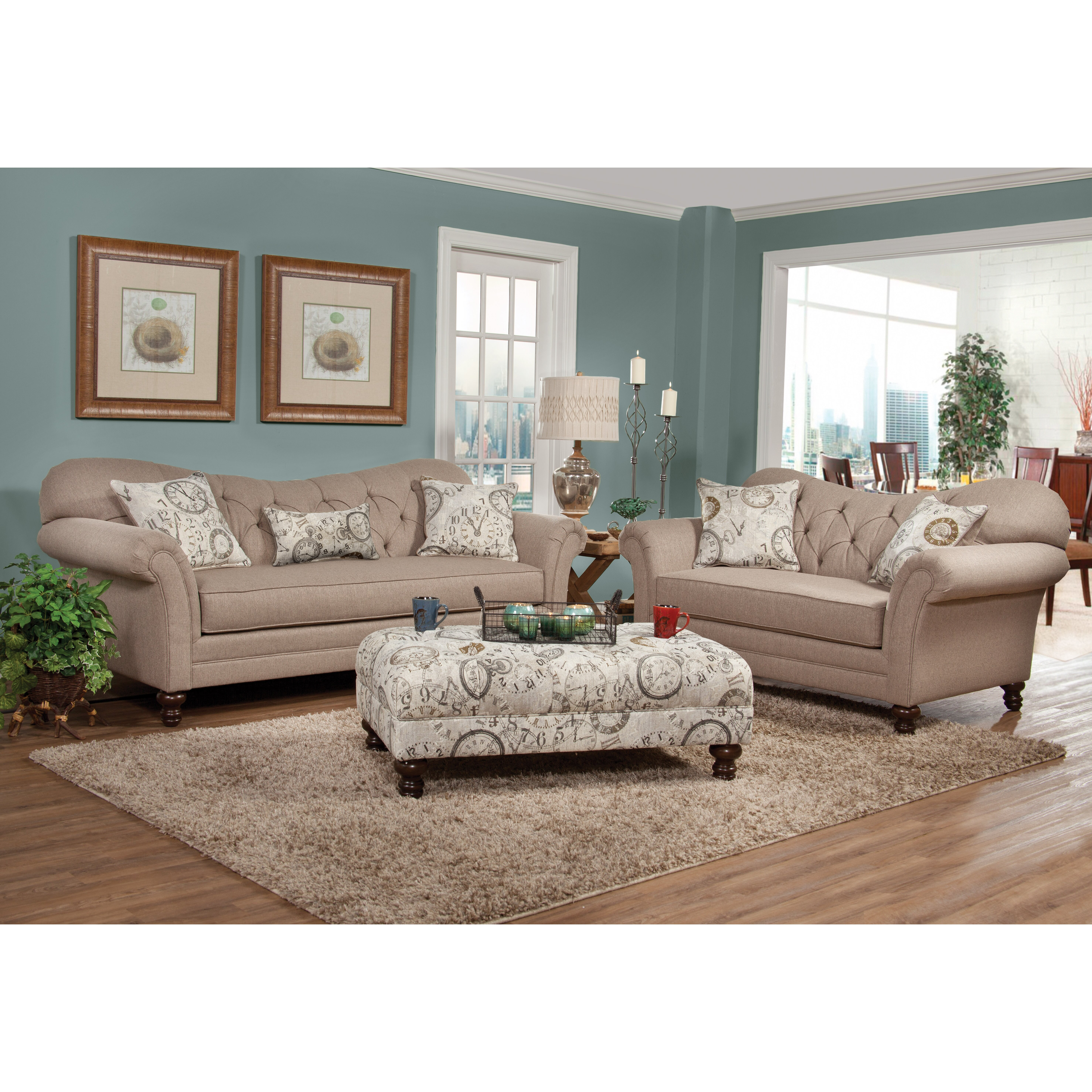 Three Posts Serta Upholstery Wheatfield Living Room Collection Reviews Wayfair Supply