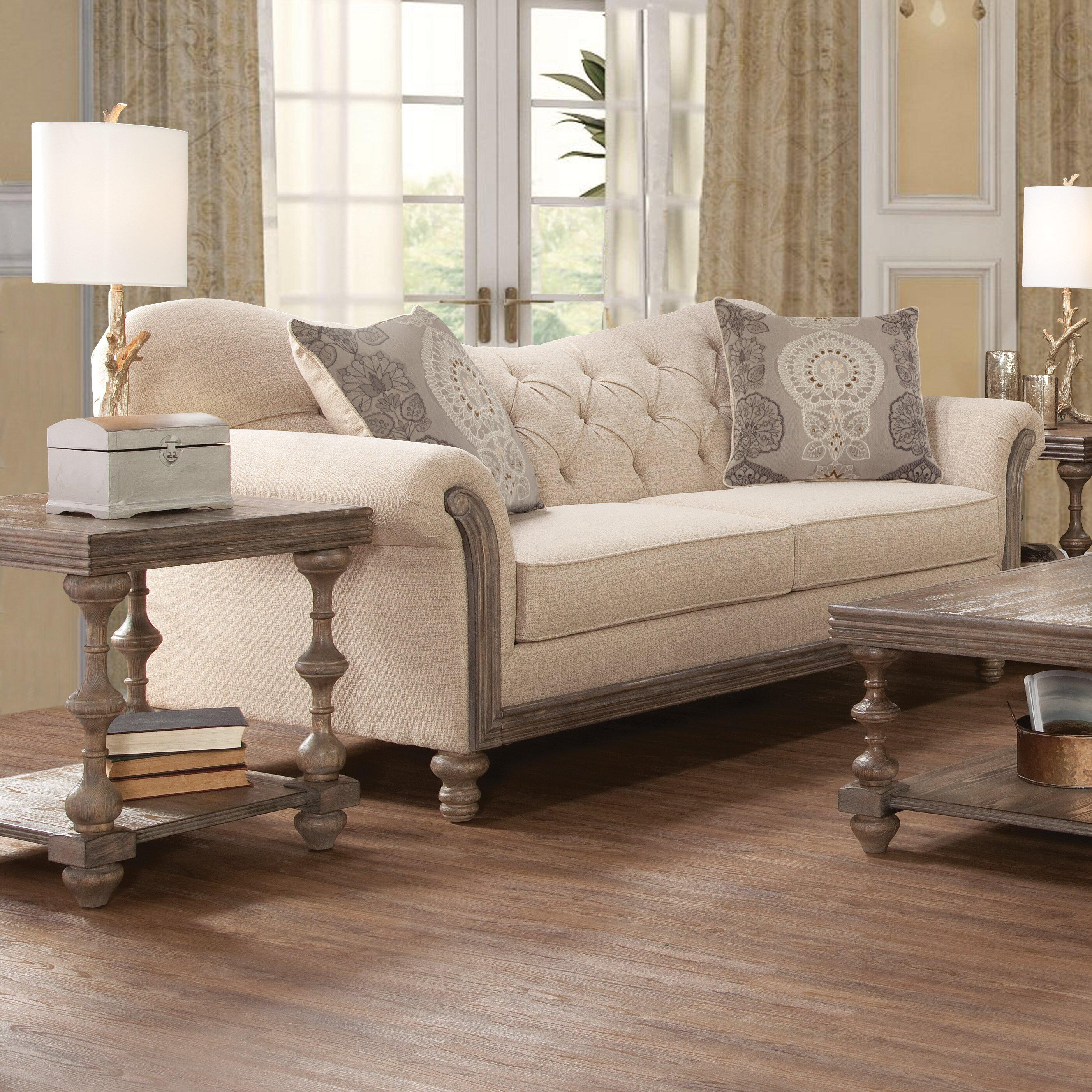 Bungalow Rose Roosa Serta Upholstery Sofa & Reviews   Wayfair