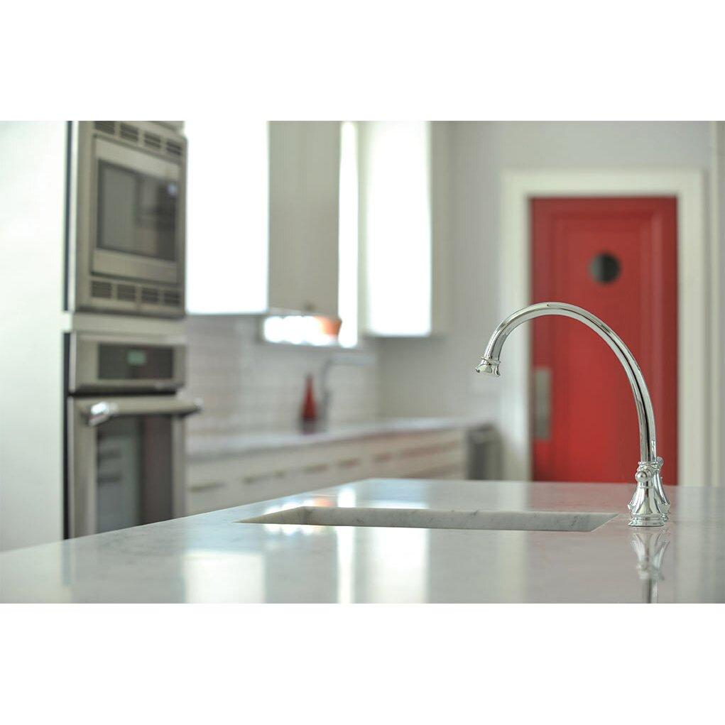 Double Handle Kitchen Faucet Premier Faucet Torino Double Handle Kitchen Faucet Wayfair