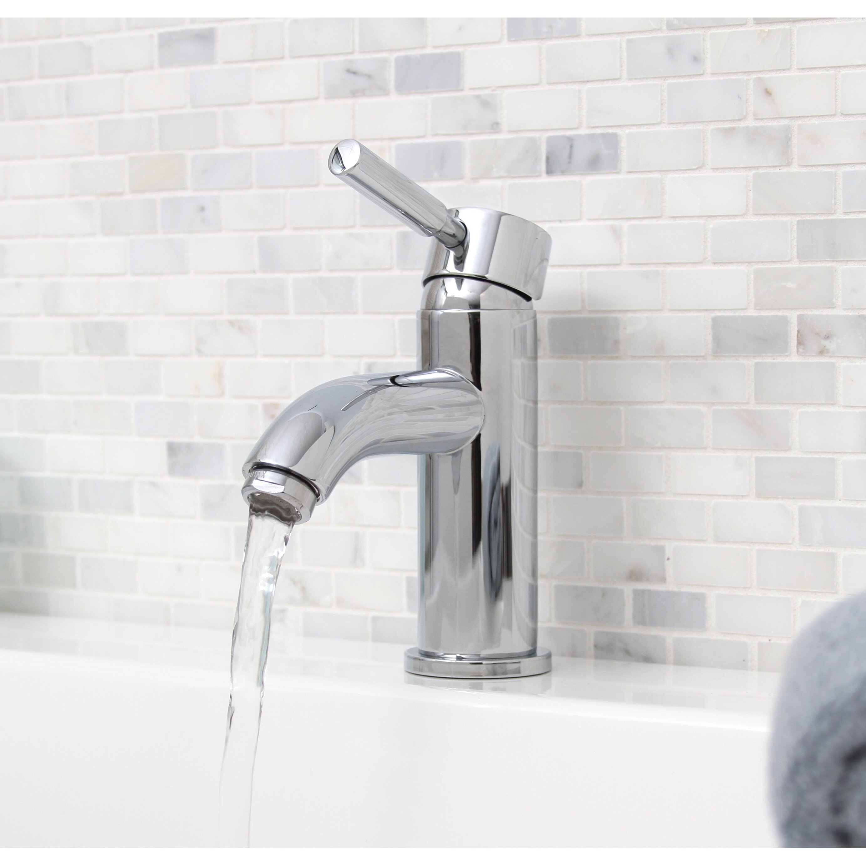 Bathtub Single Handle Faucet : Premier Faucet Essen Single Handle Bathroom Faucet & Reviews Wayfair