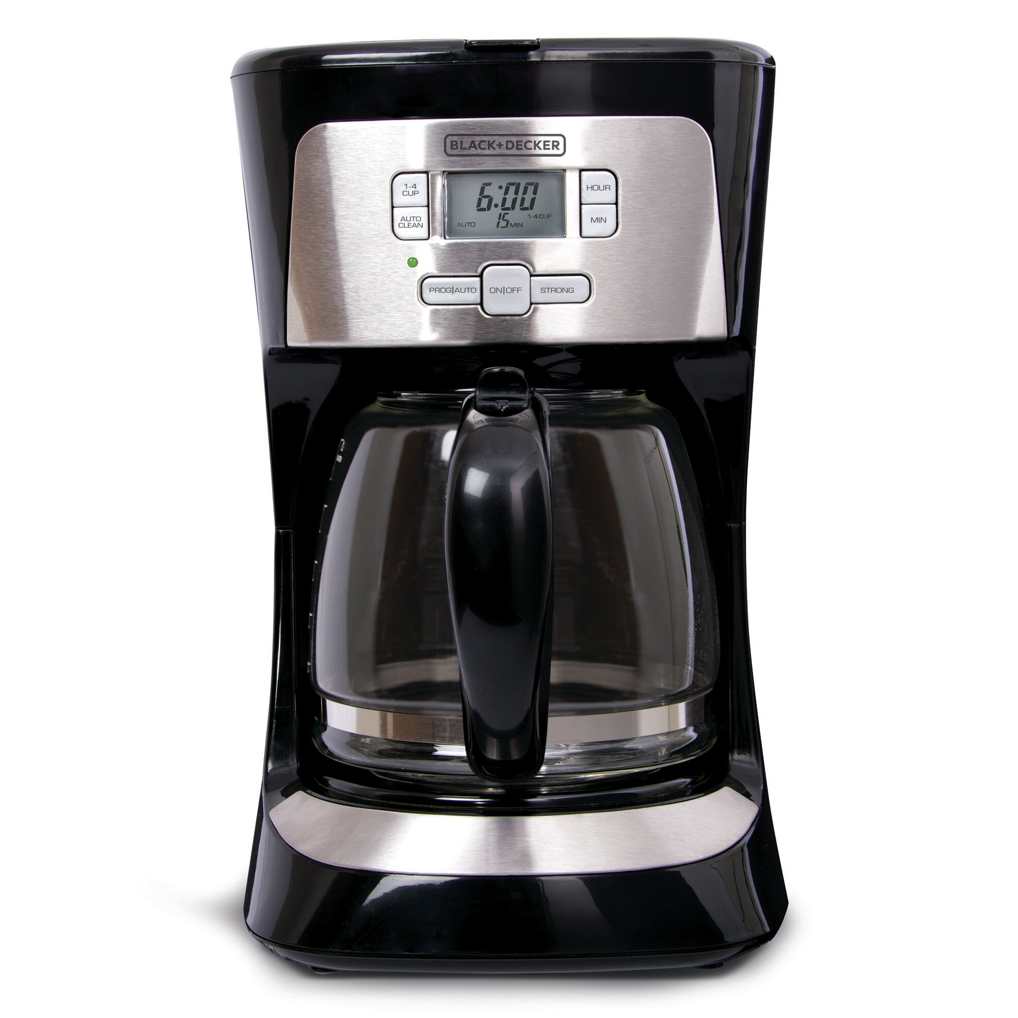 Black & Decker 12 Cup Programmable Coffee Maker & Reviews Wayfair