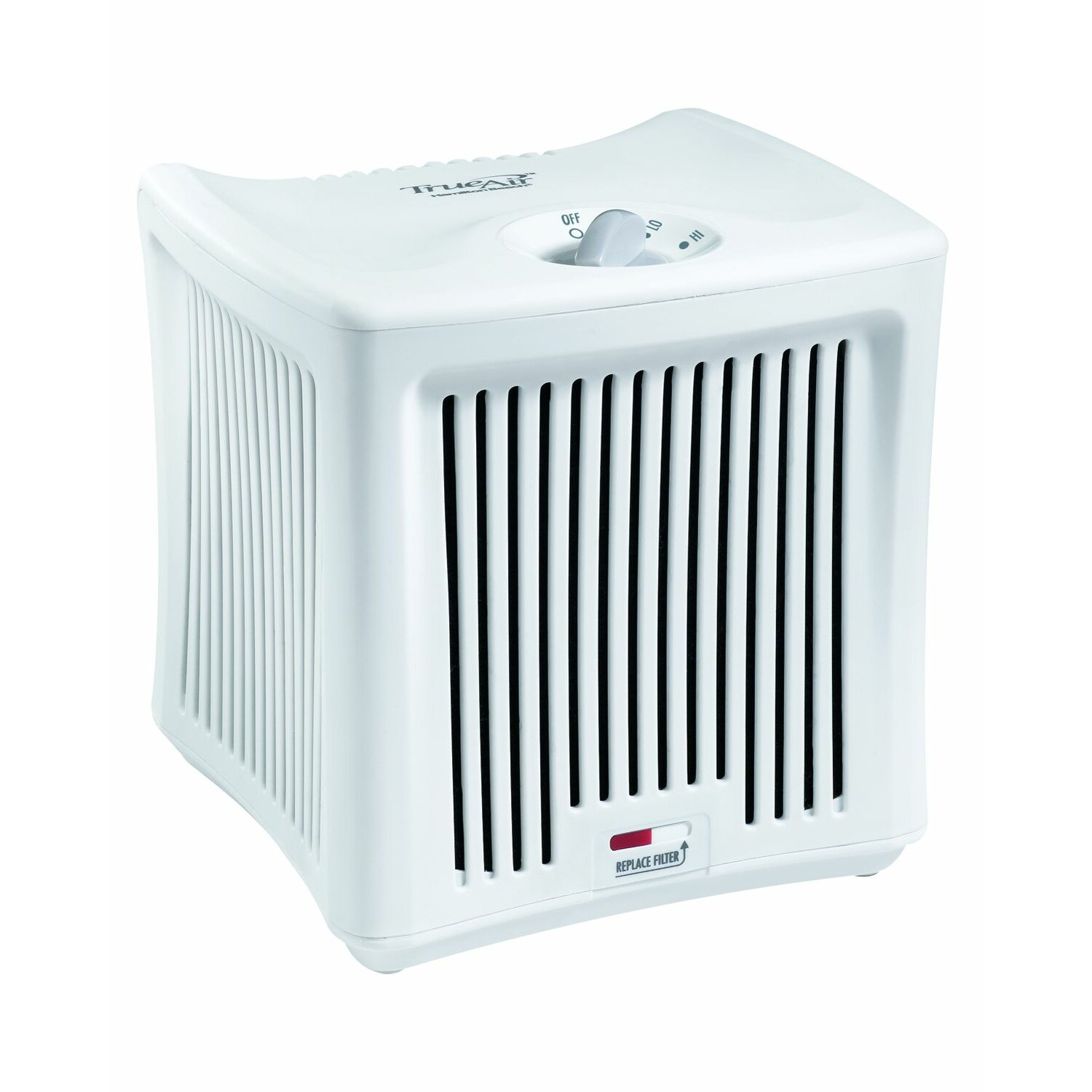 Hamilton beach truair room air purifier with odor for Bedroom air purifier