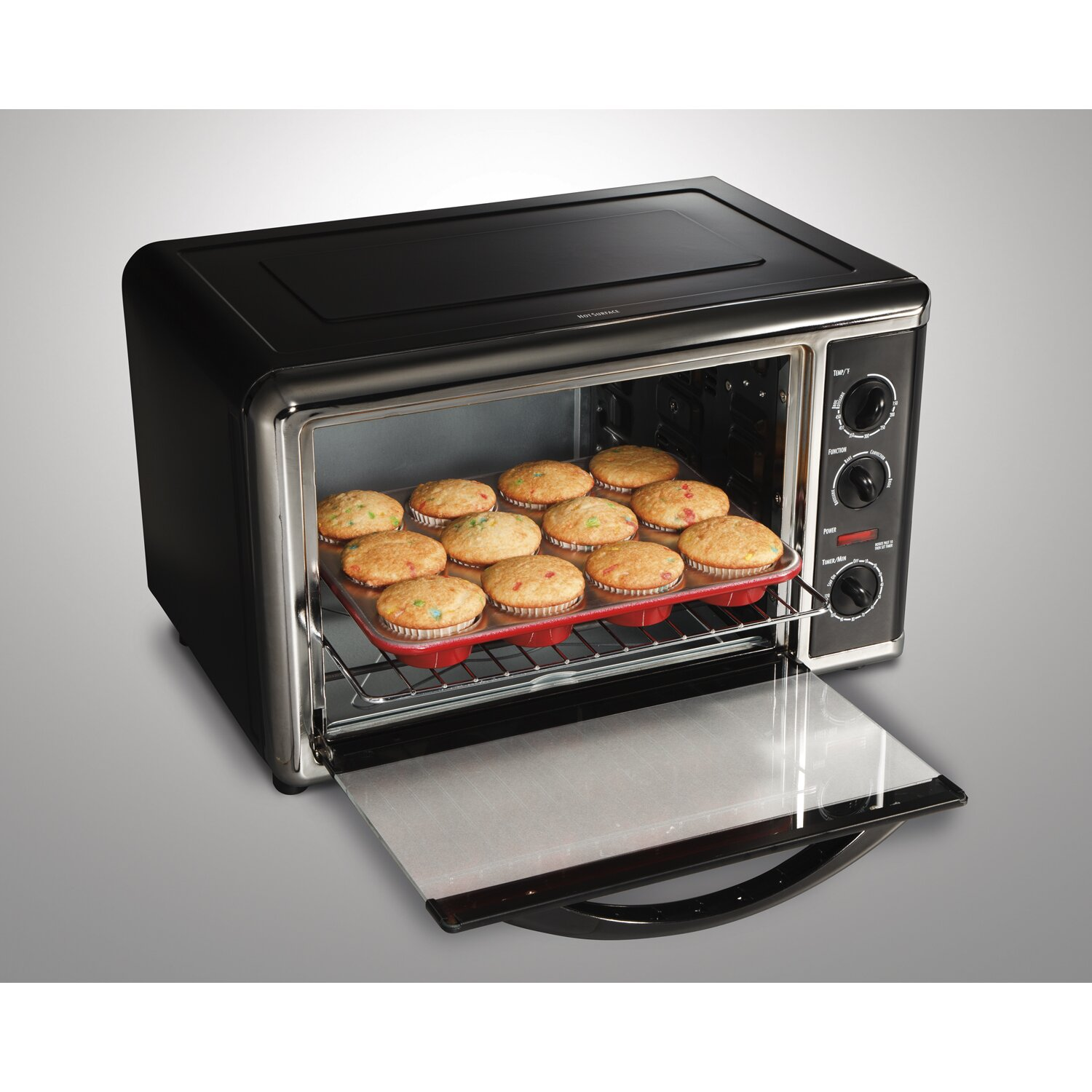 Countertop Convection Oven Chicken : Hamilton Beach Countertop Convection & Rotisserie Oven & Reviews ...